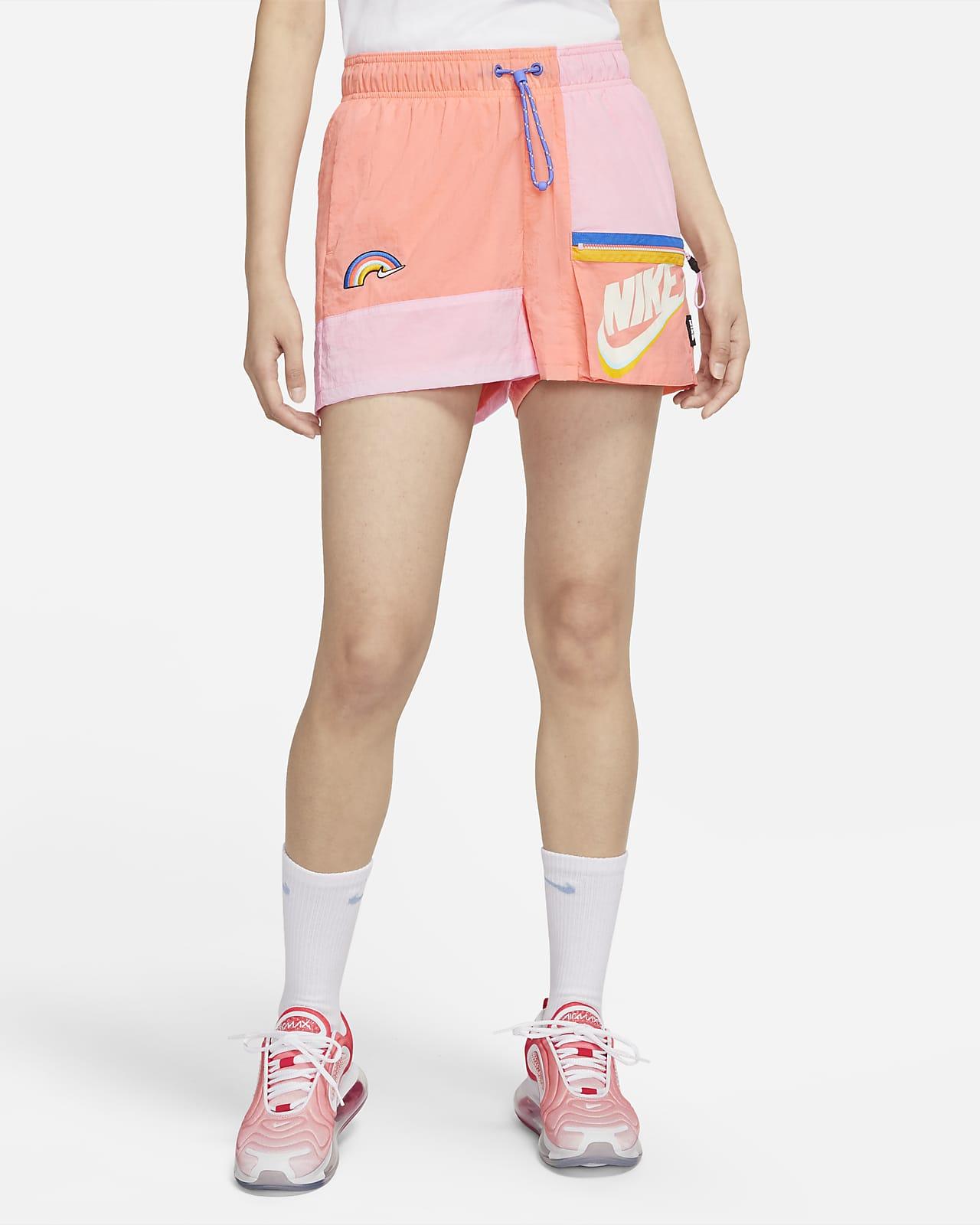 Nike Sportswear Icon Clash 女子短裤