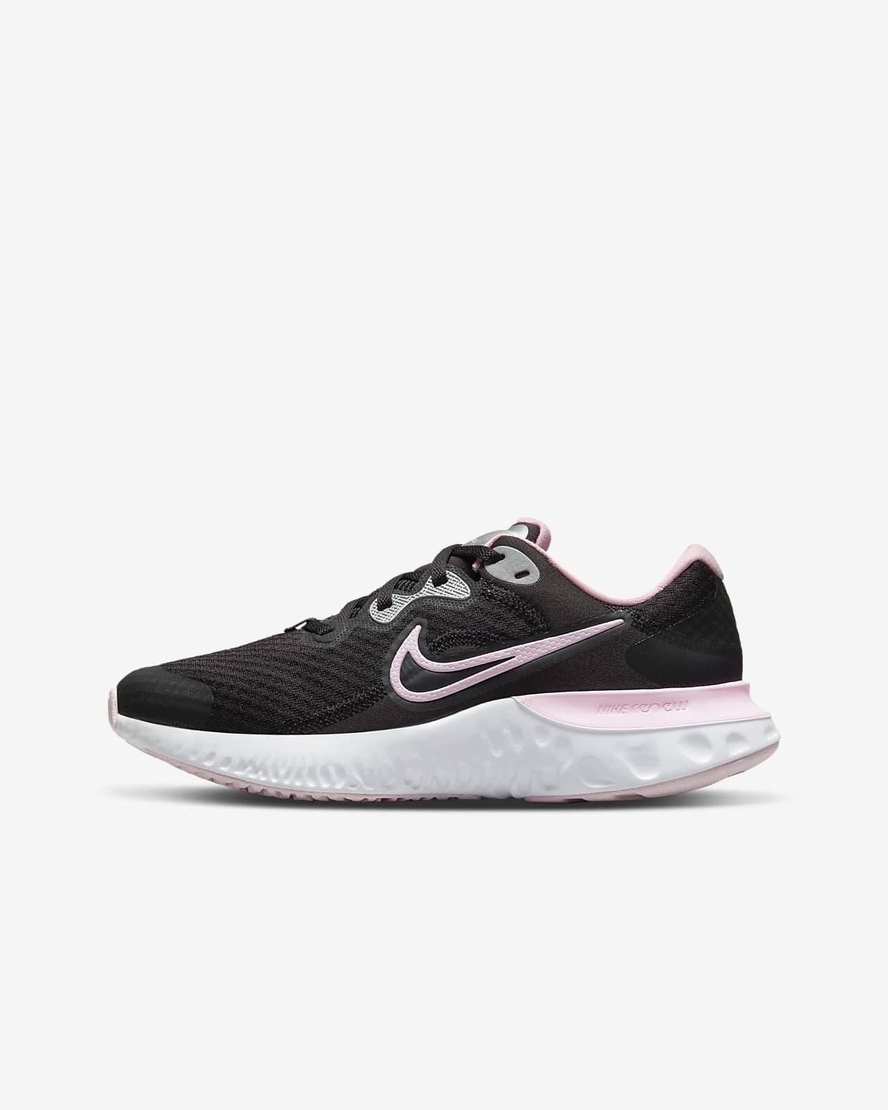 Calzado para niños talla grande Nike Renew Run 2