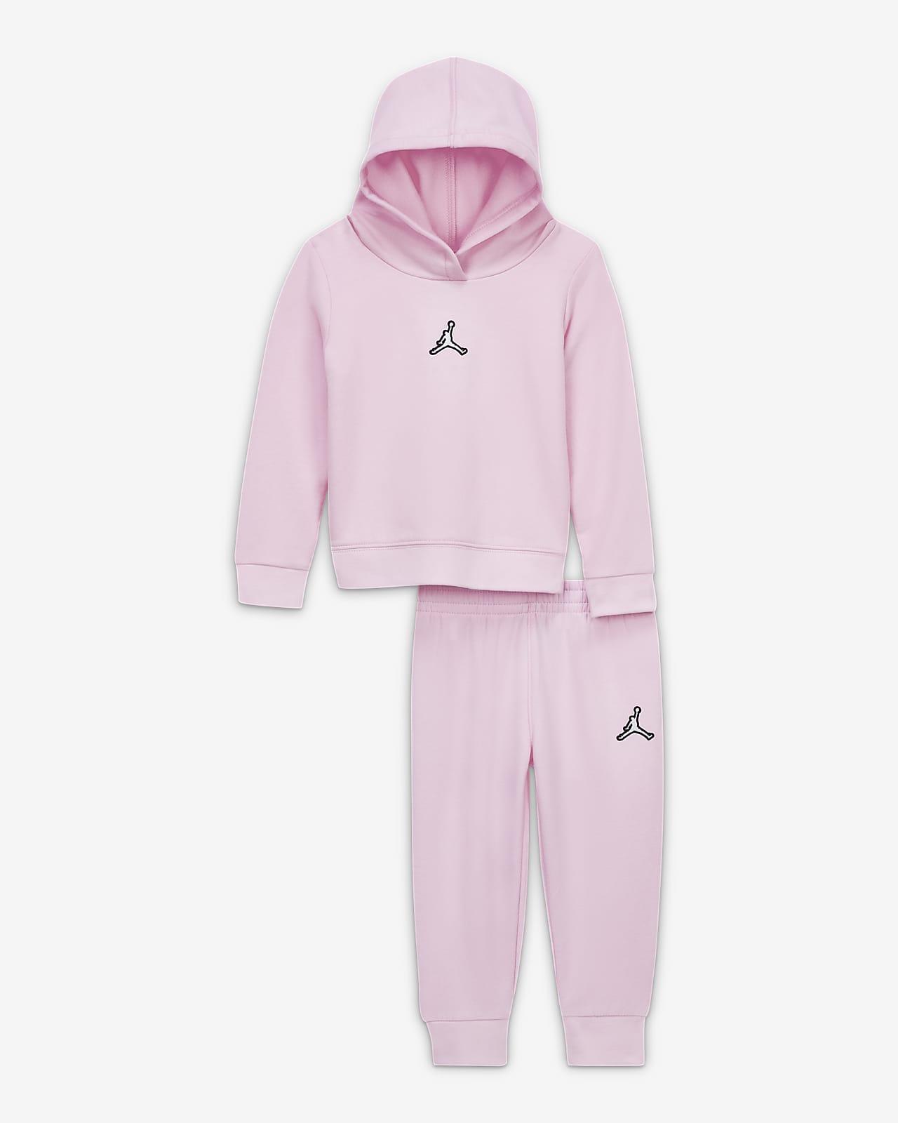 Ensemble sweat à capuche et pantalon Jordan pour Bébé (12 - 24 mois)