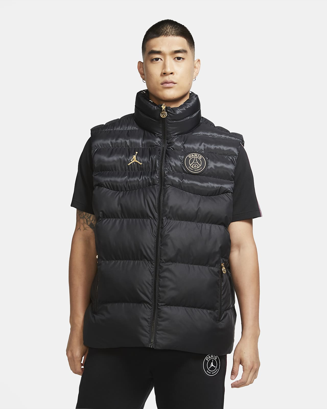 Paris Saint-Germain Men's Gilet