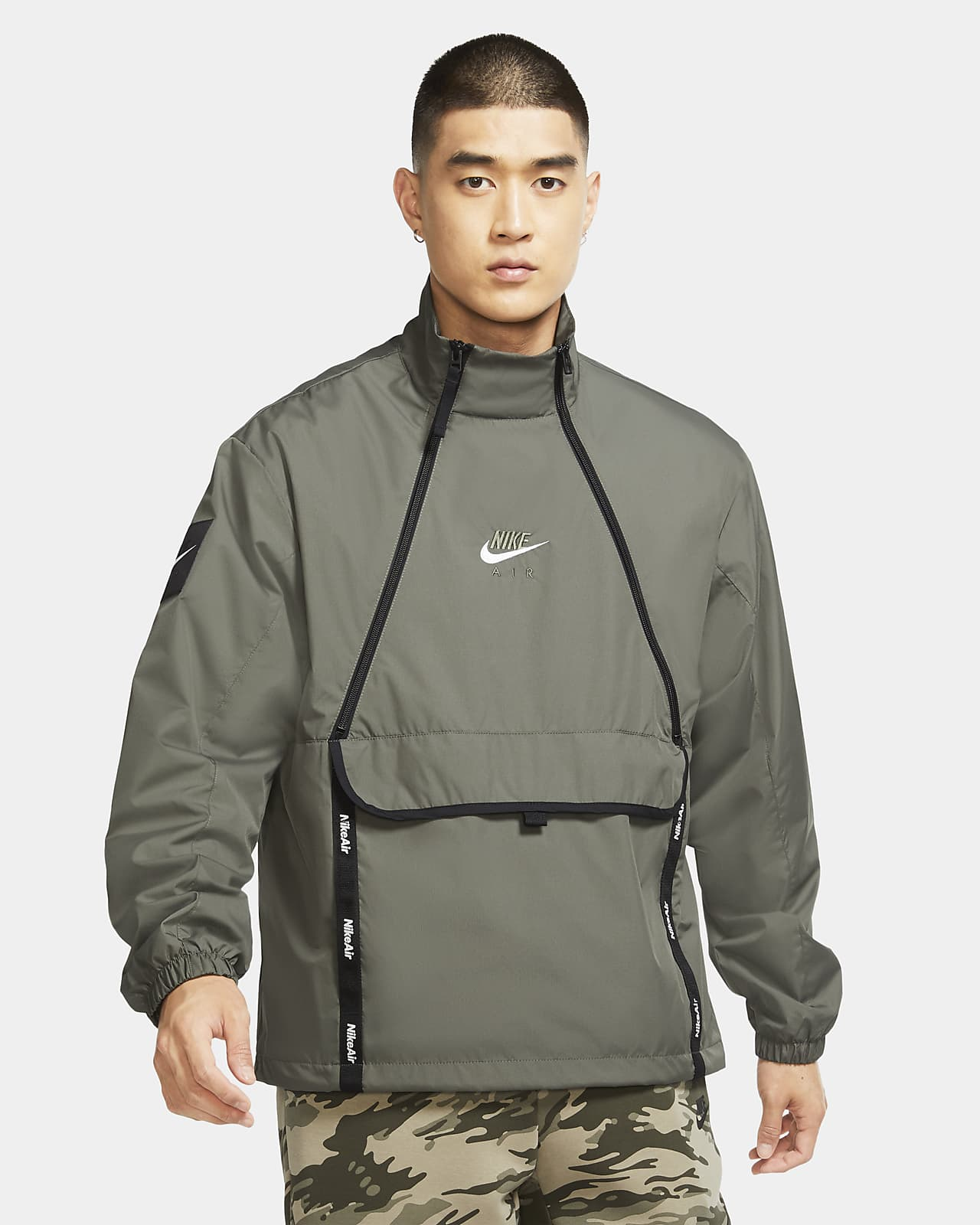 compensación solamente lluvia  Nike Air Men's Jacket. Nike JP