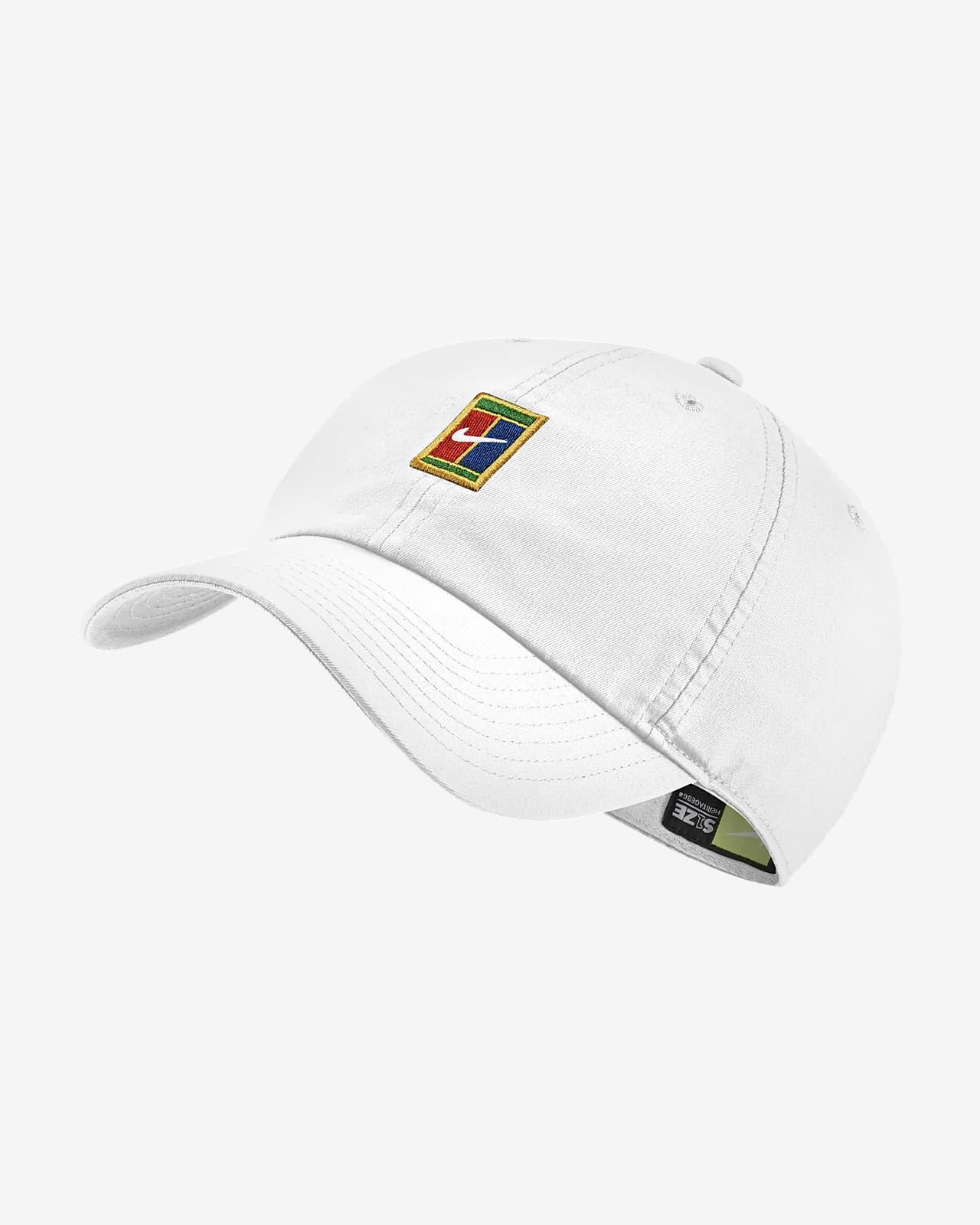 Gorra de tenis con logotipo NikeCourt Heritage86