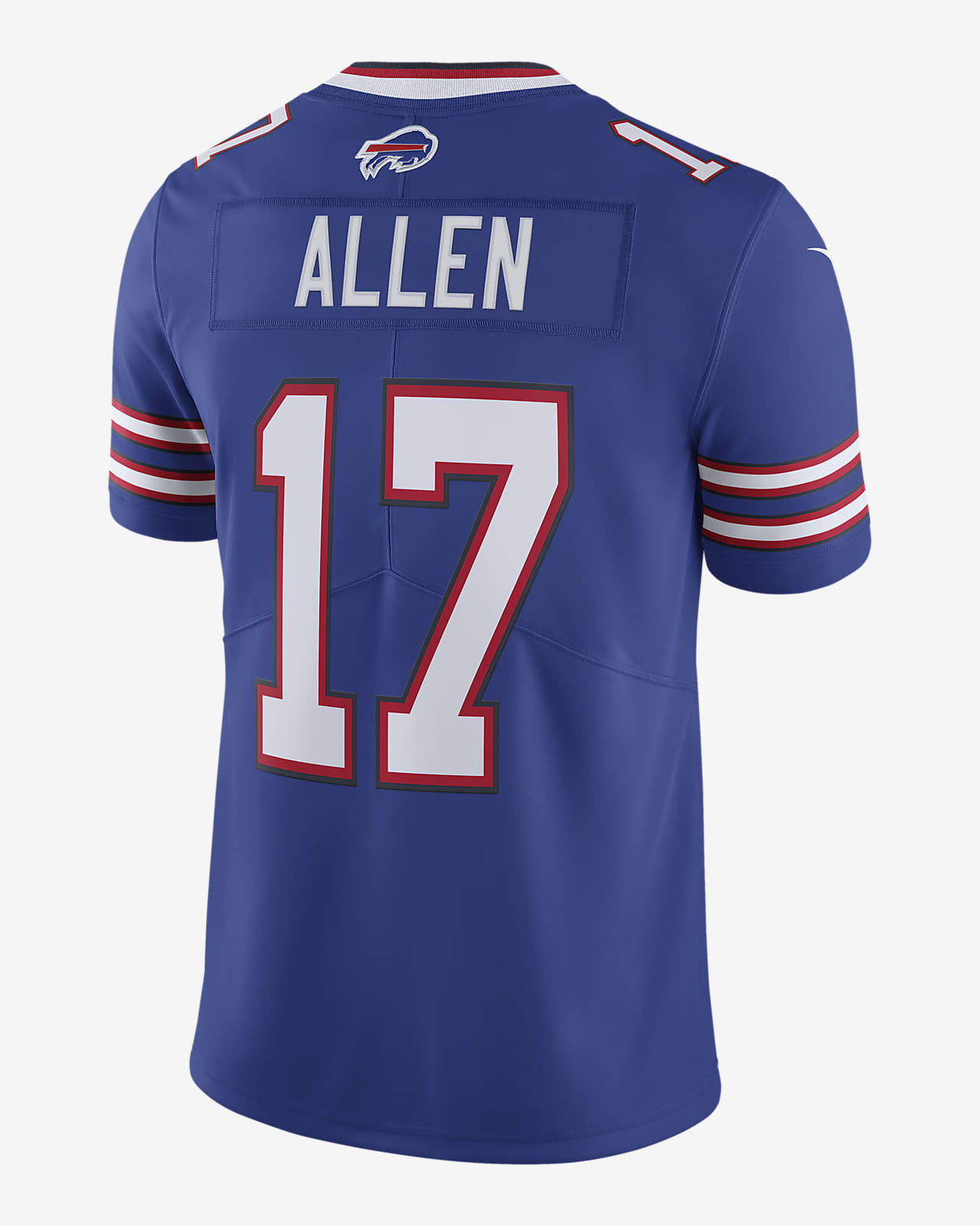 NFL Buffalo Bills Vapor Untouchable (Josh Allen) Men's Limited Football Jersey