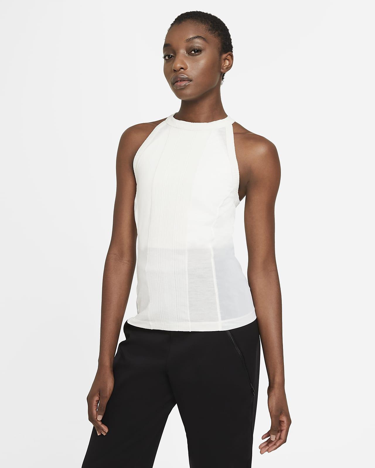 Damska koszulka treningowa bez rękawów Nike City Ready