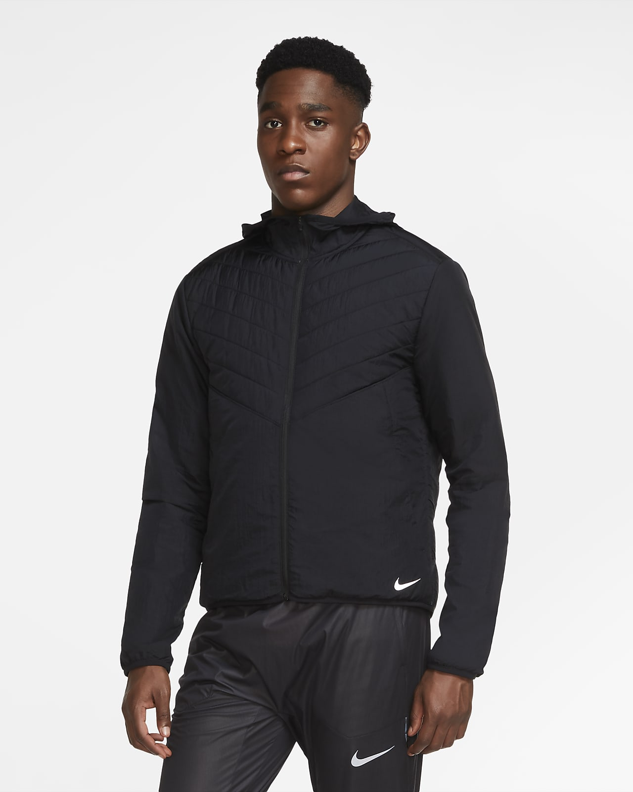 Męska kurtka do biegania Nike Aerolayer