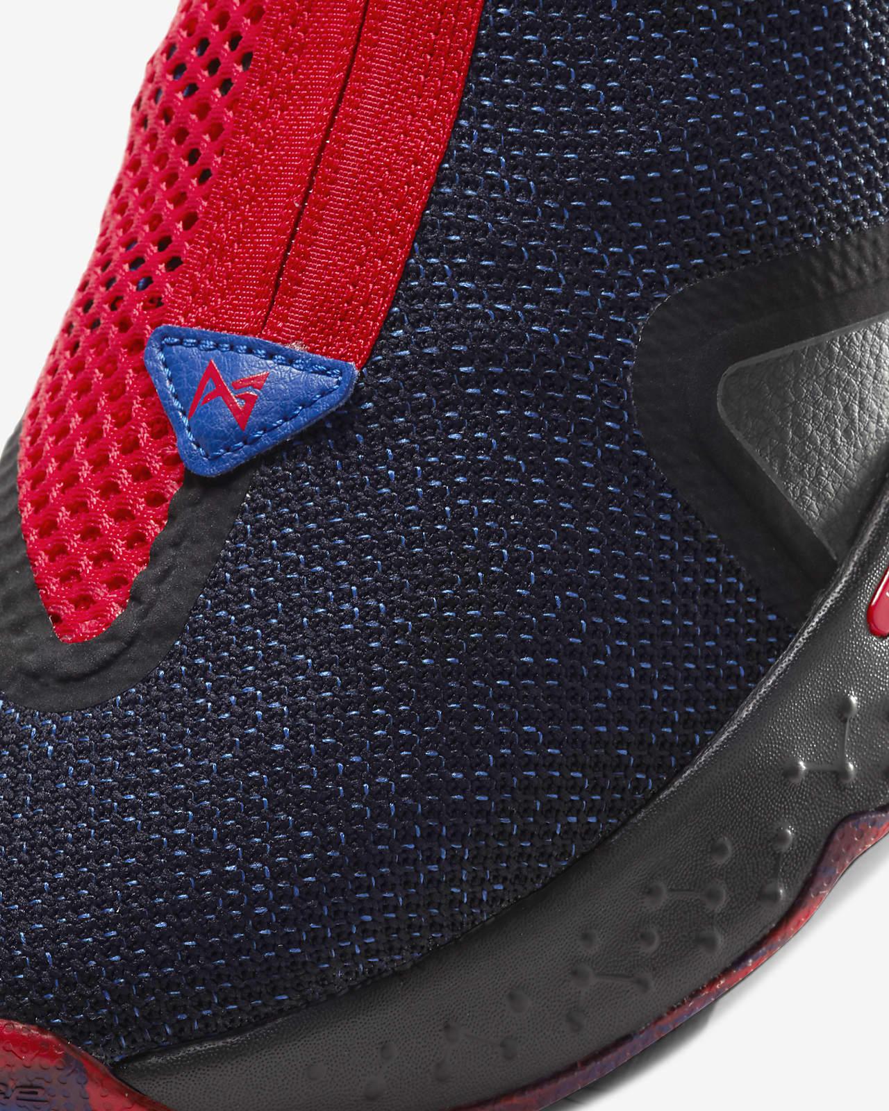PG 4 EP Basketball Shoe. Nike ID
