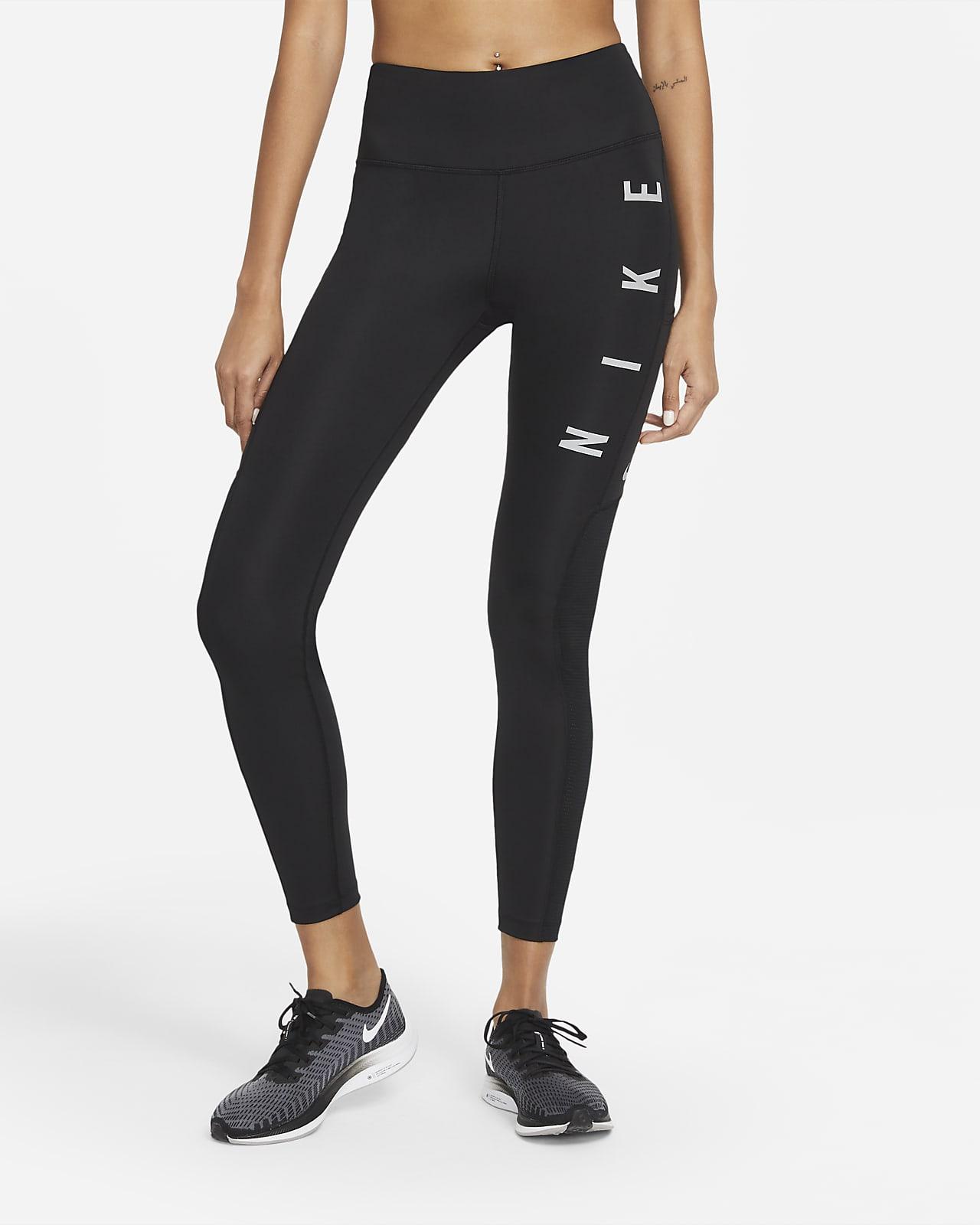Tights de running Nike Epic Fast Run Division para mulher