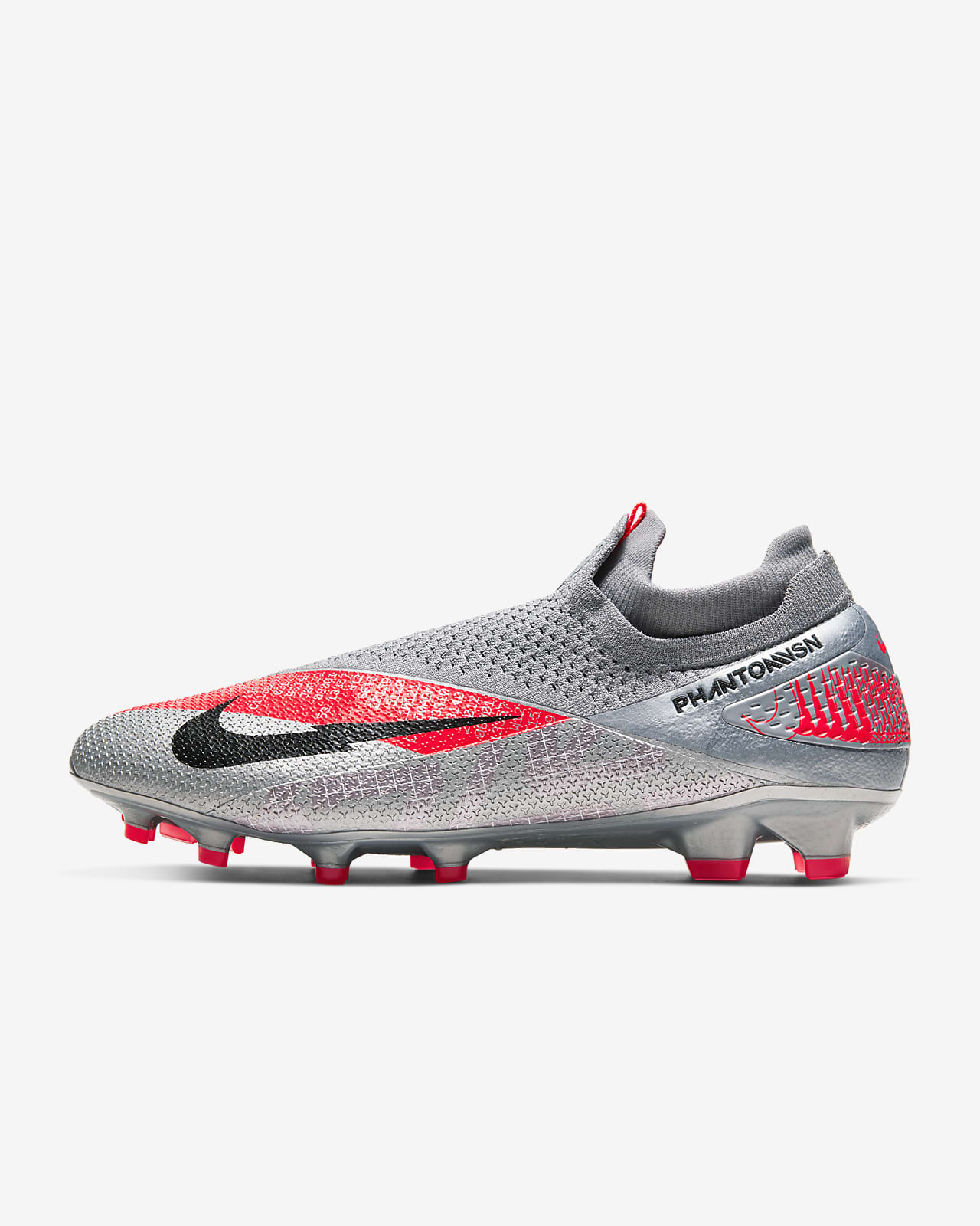 Chaussure de football à crampons pour terrain sec Nike Phantom Vision 2 Elite Dynamic Fit FG