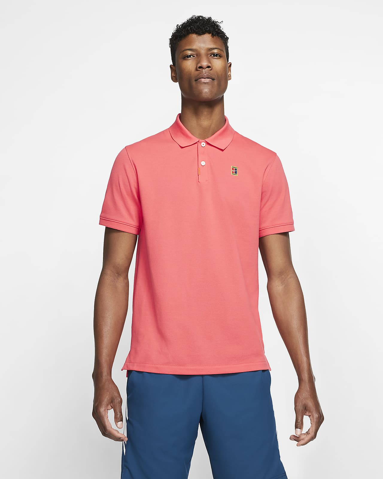 The Nike Polo poloskjorte i smal passform til herre