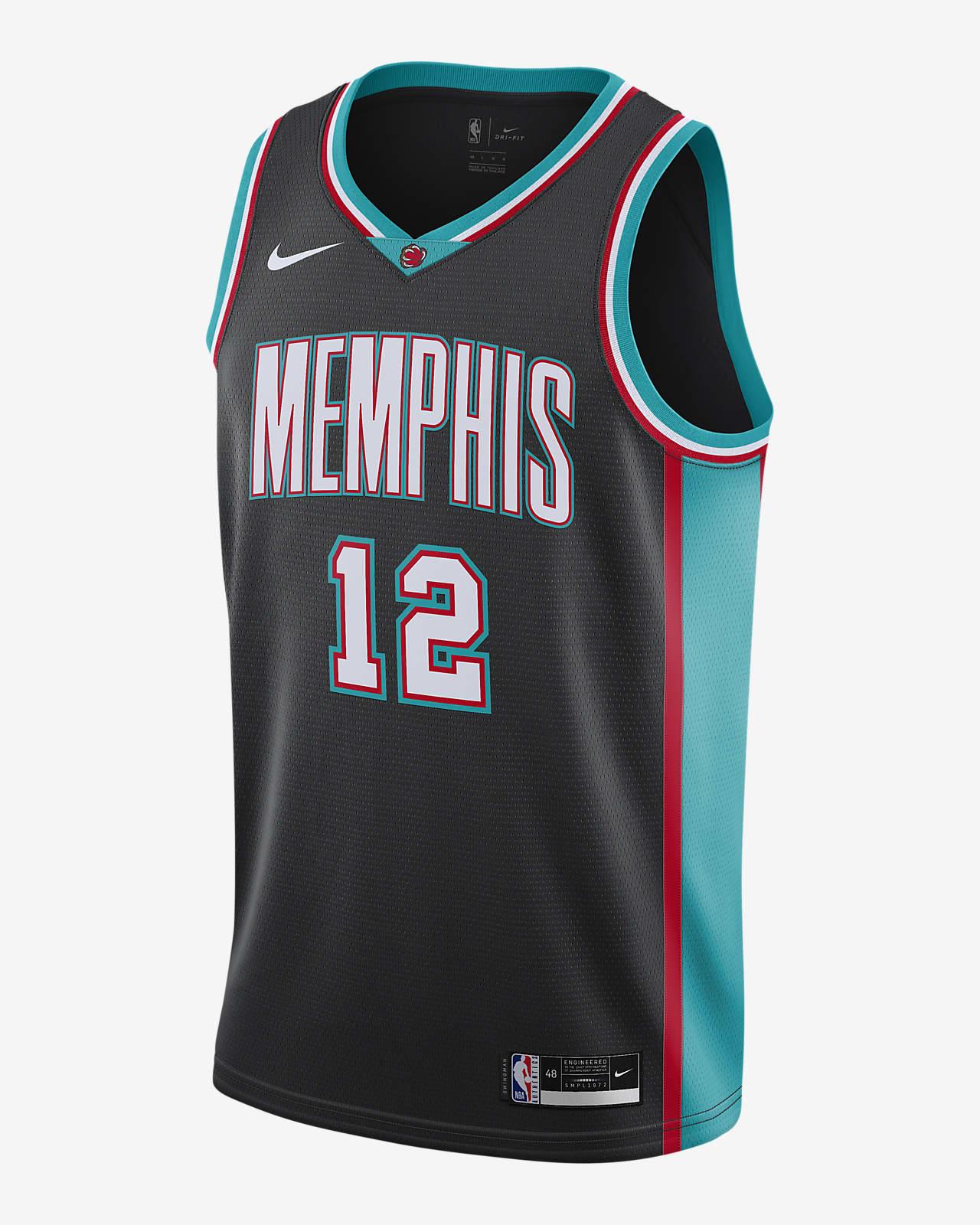 Memphis Grizzlies Classic Edition 2020 Swingman Nike NBA-jersey