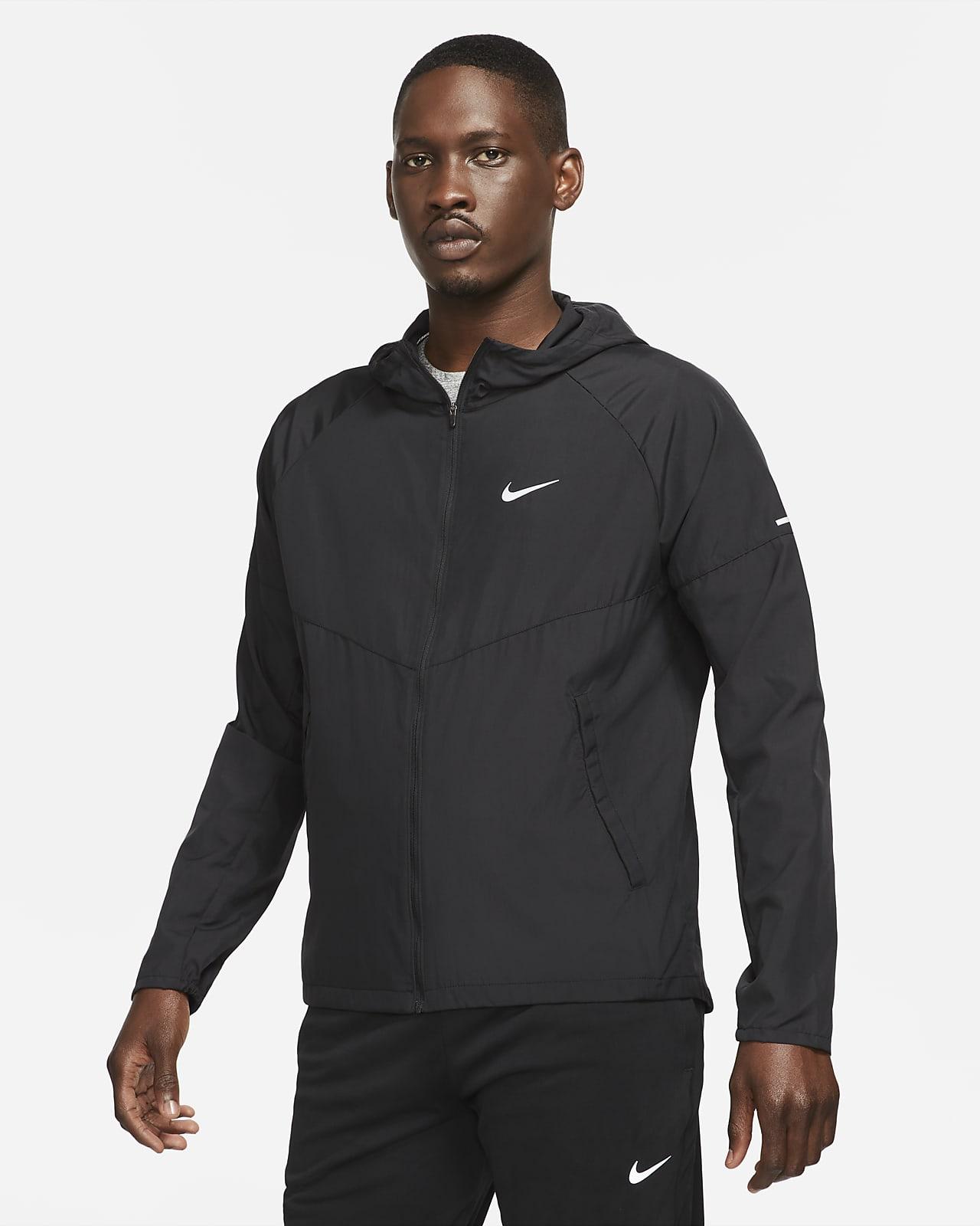 Giacca da running Nike Repel Miler - Uomo