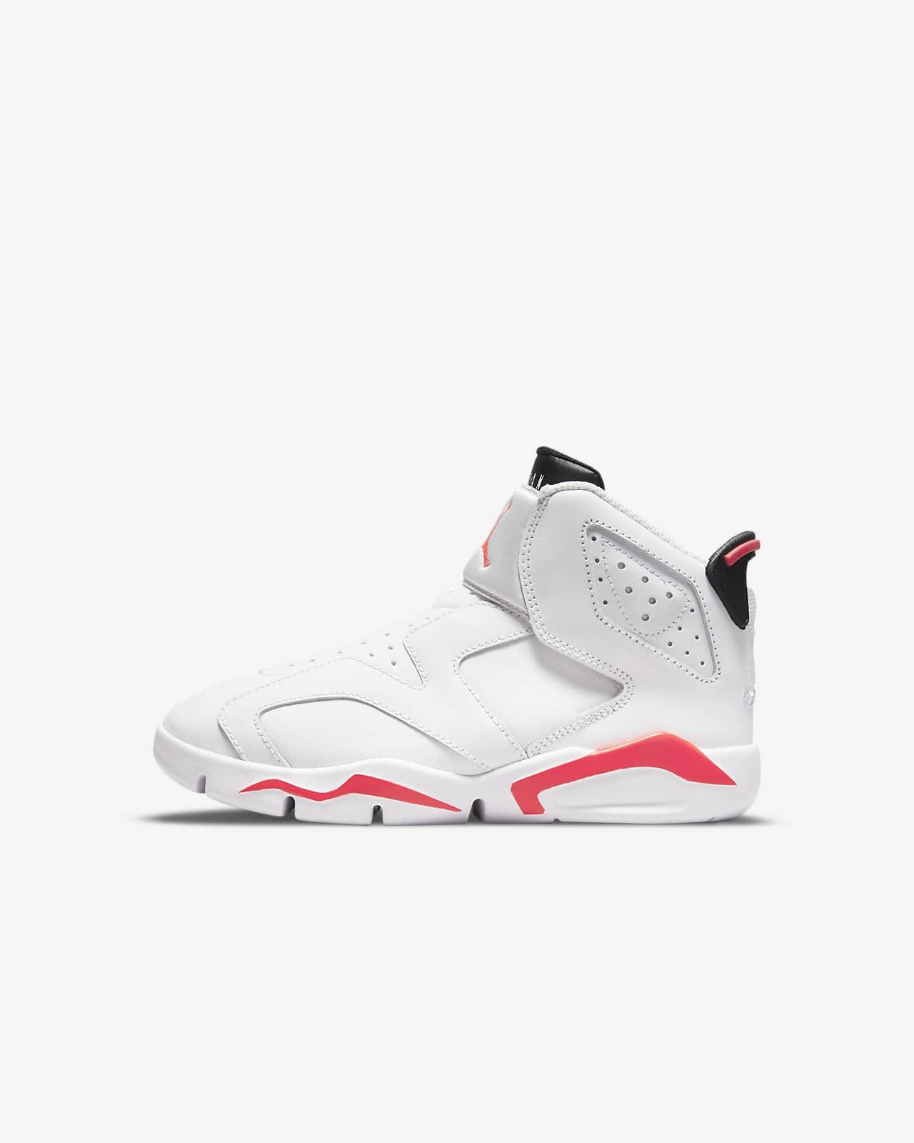 Jordan 6 Retro Little Flex Little Kids' Shoes