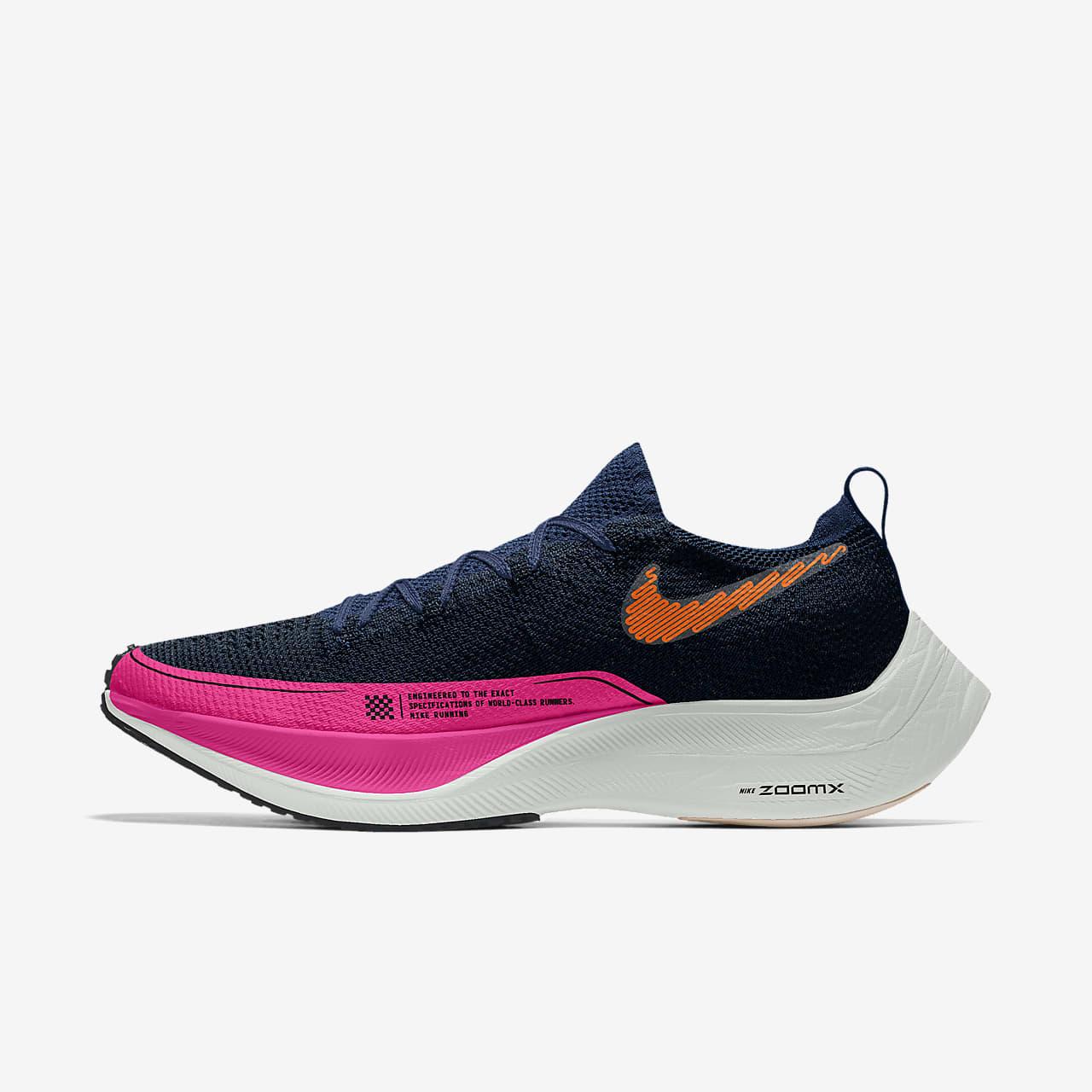 Sapatilhas de competição para estrada Nike ZoomX Vaporfly NEXT% 2 By You para mulher