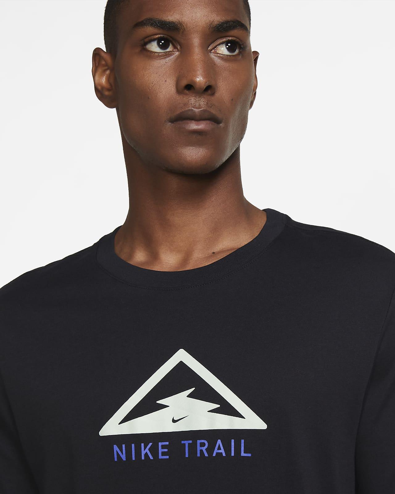 Trail Running T-Shirt. Nike GB