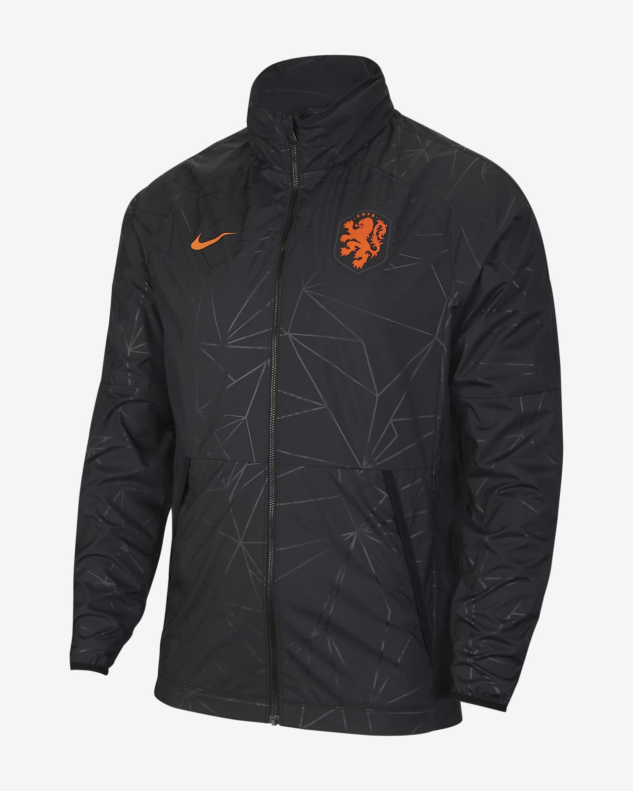 Netherlands Men's Football Jacket