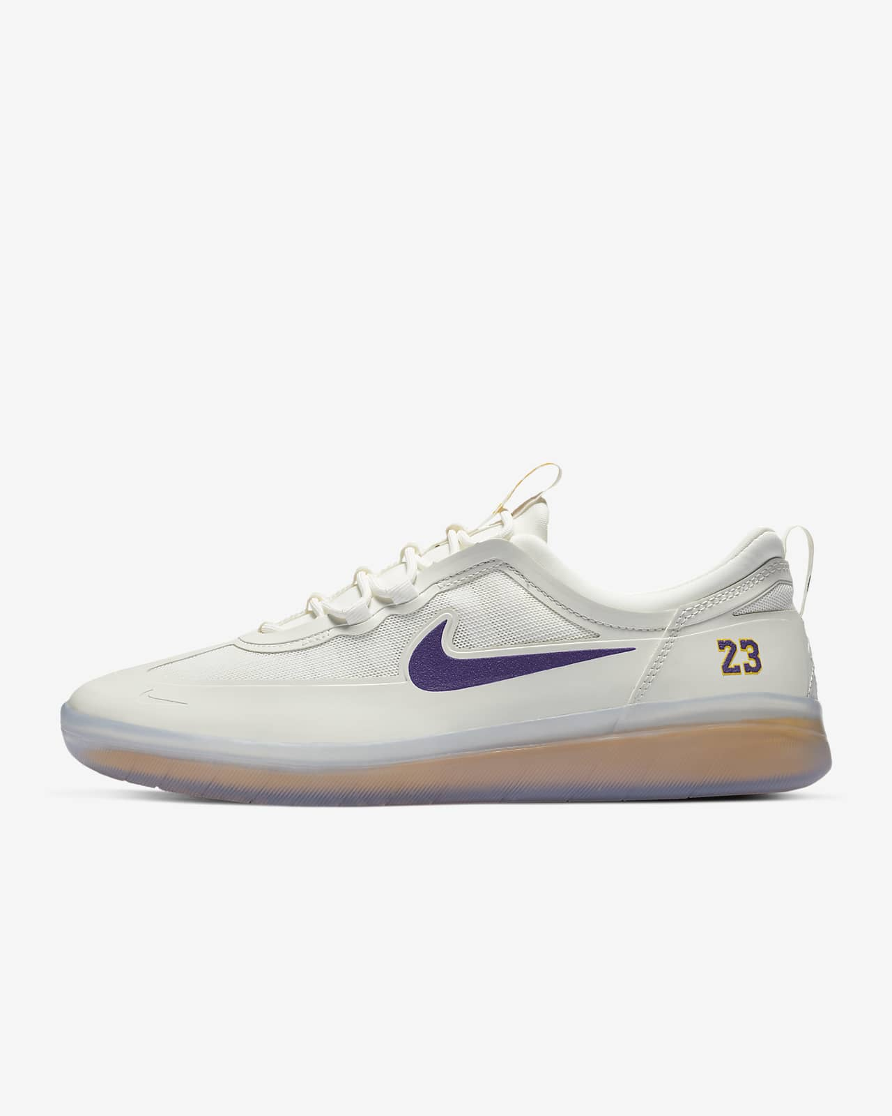 Chaussure de skateboard Nike SB Nyjah Free 2 NBA