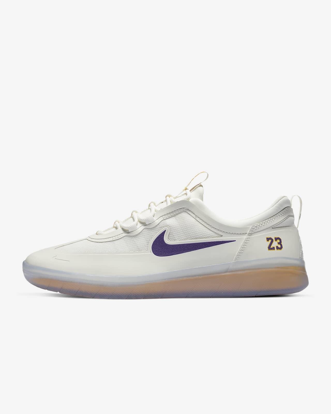 Nike SB Nyjah Free 2 NBA Skate Shoes. Nike.com