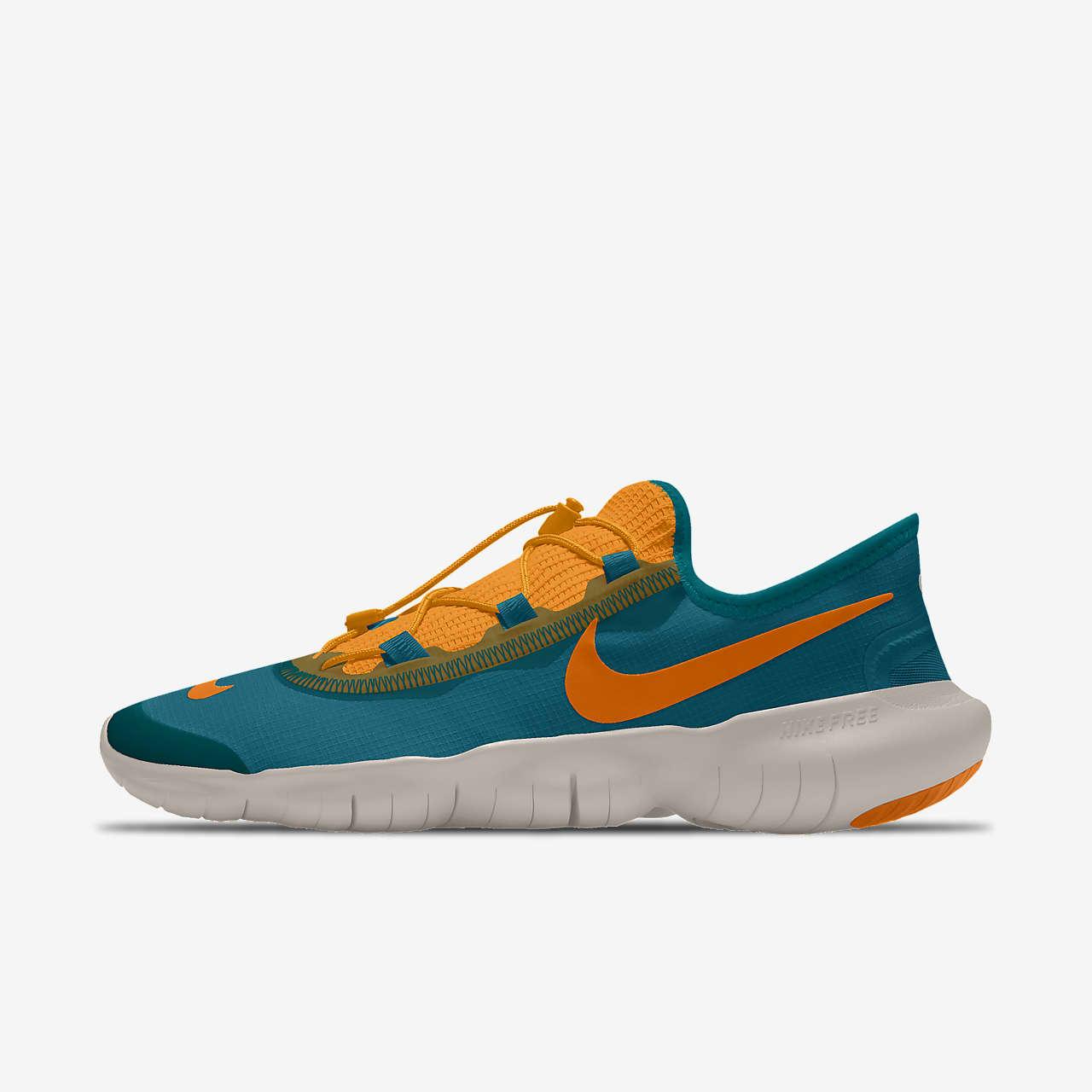 Nike Free RN 5.0 By You Custom Women's Running Shoe