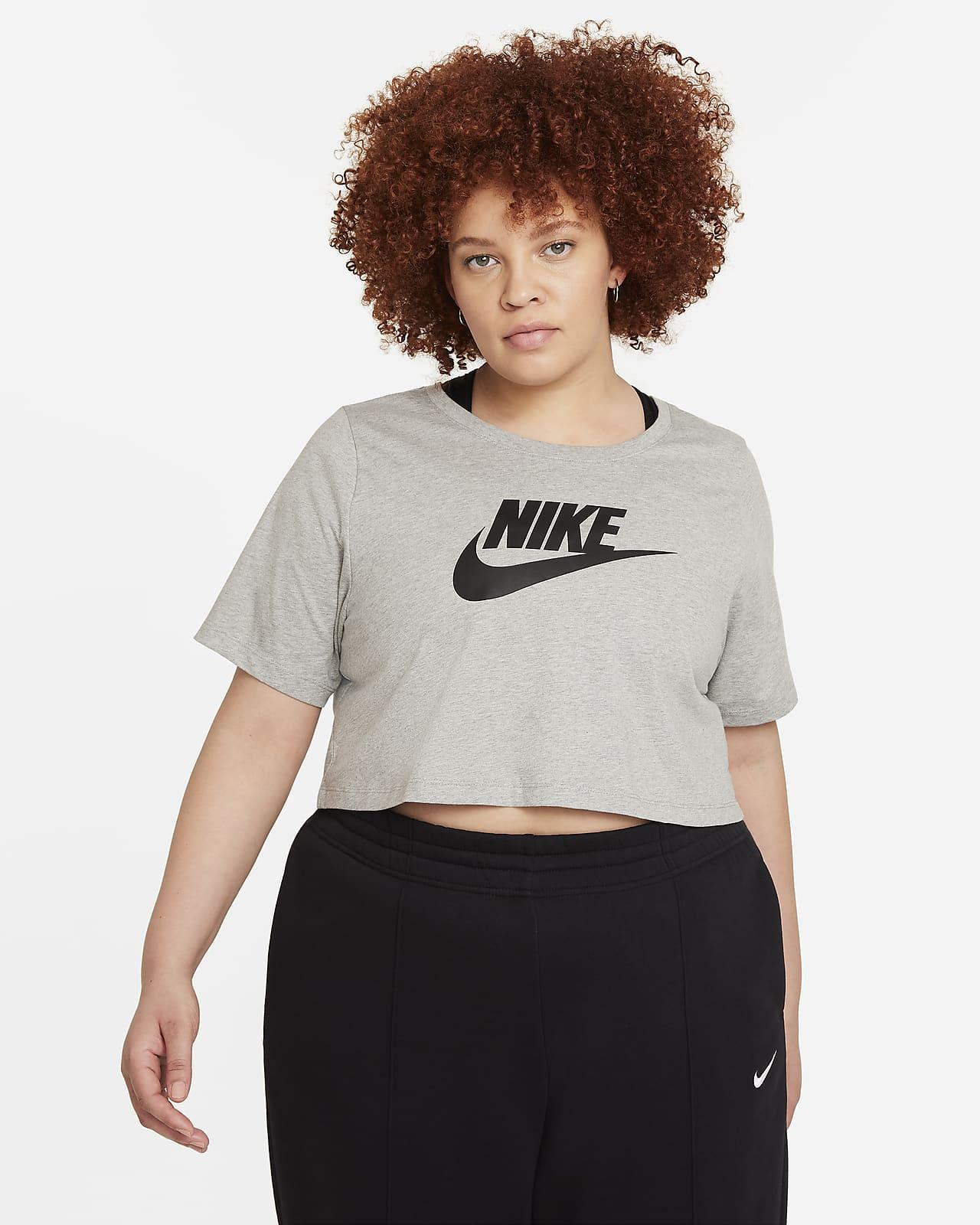 Playera para mujer (talla grande) Nike Sportswear