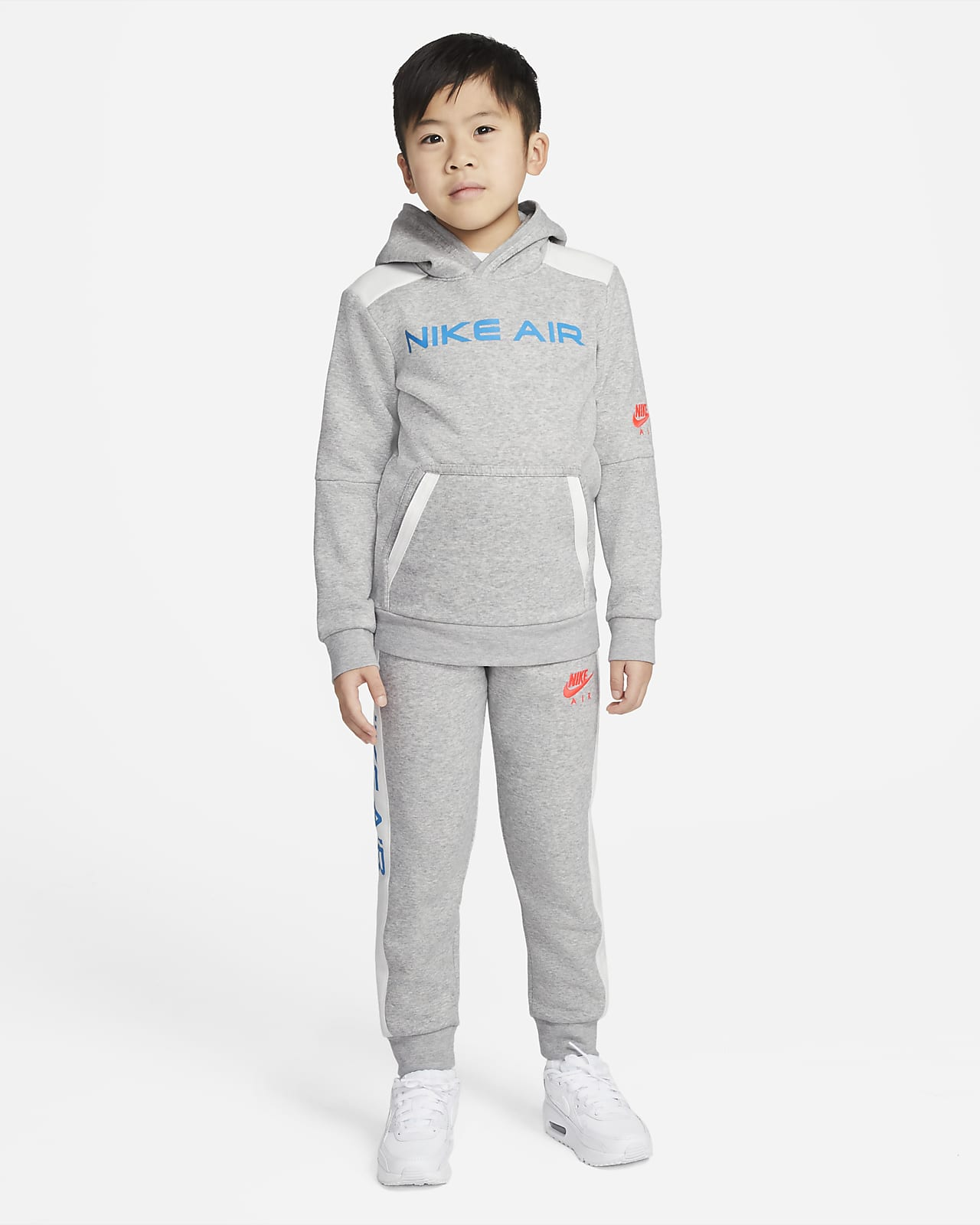 Nike Air Little Kids' Hoodie and Joggers Set