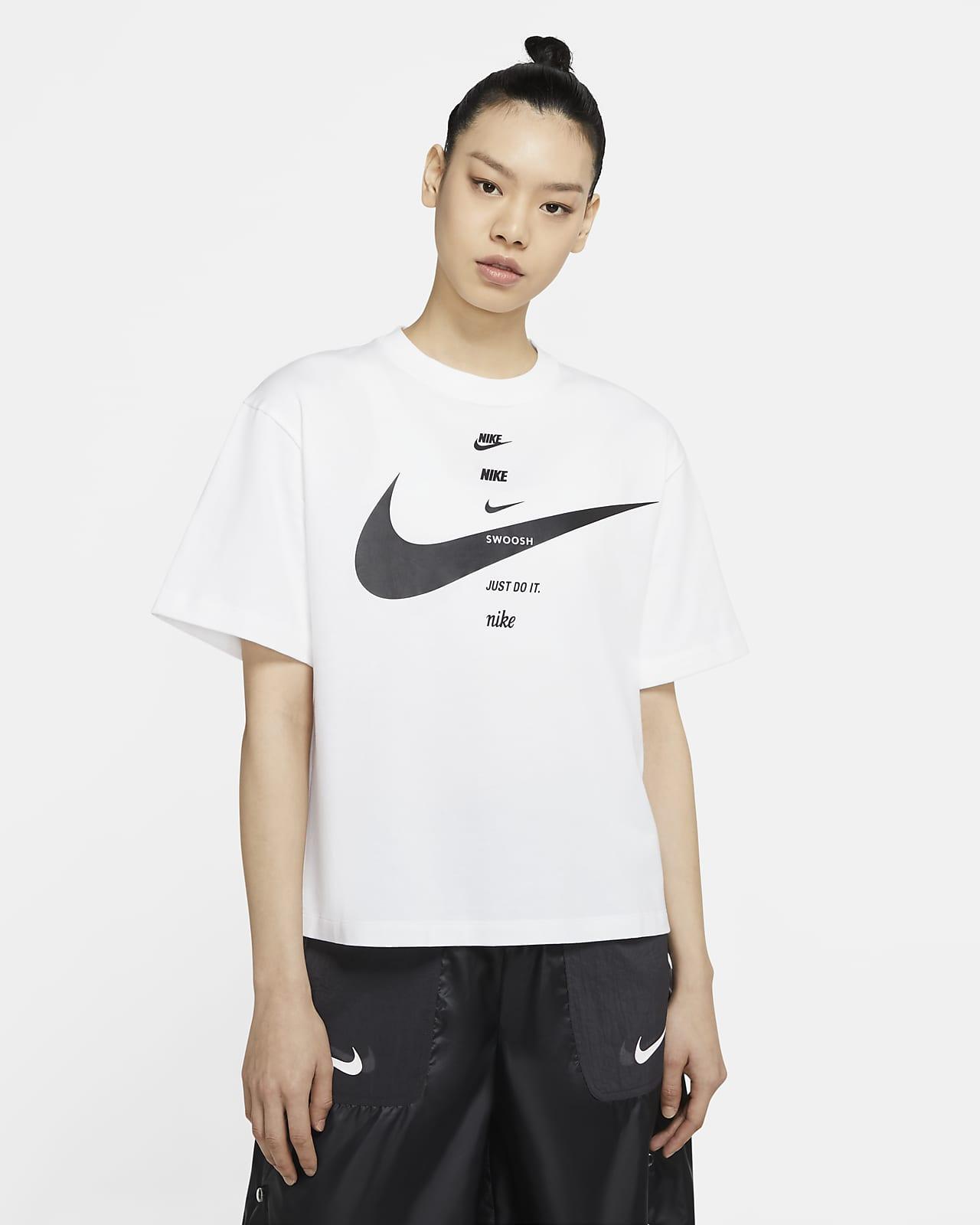 Damska koszulka z krótkim rękawem Nike Sportswear
