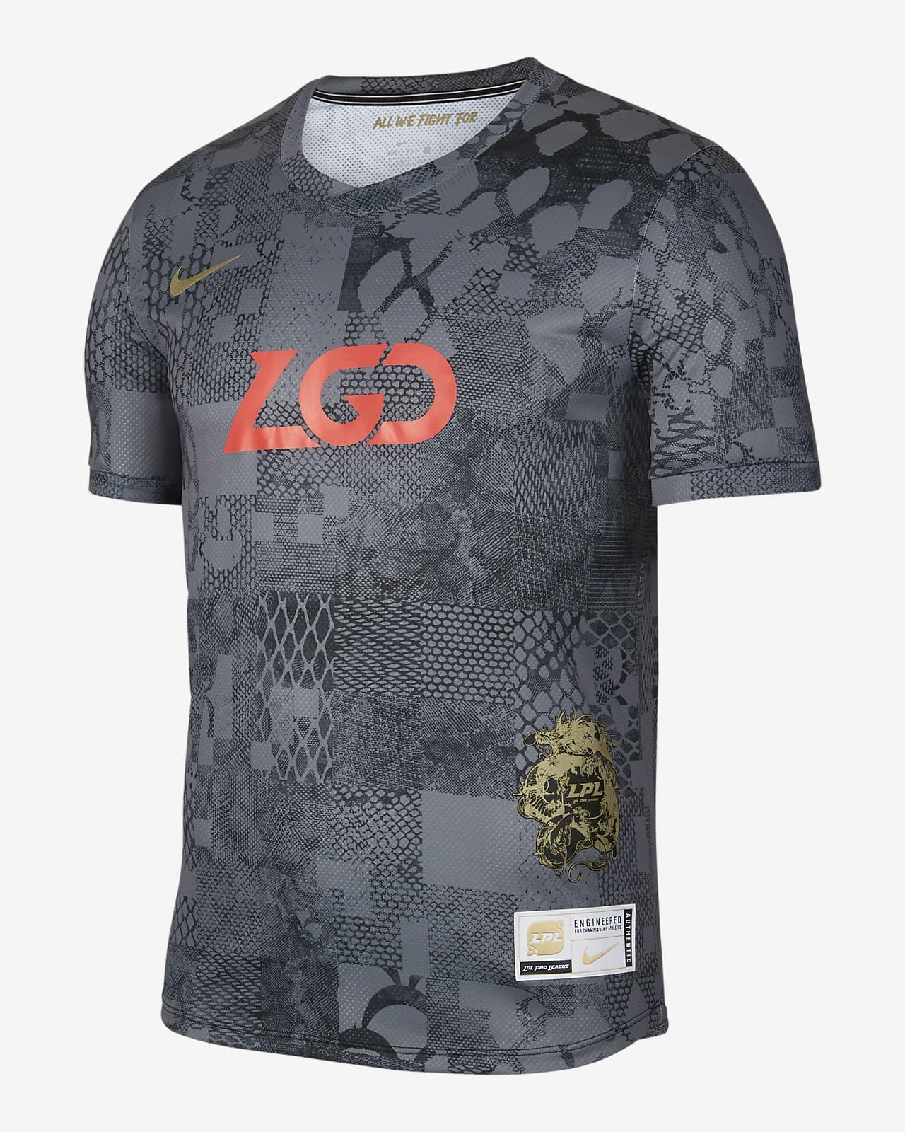 Nike x LPL 男子上衣