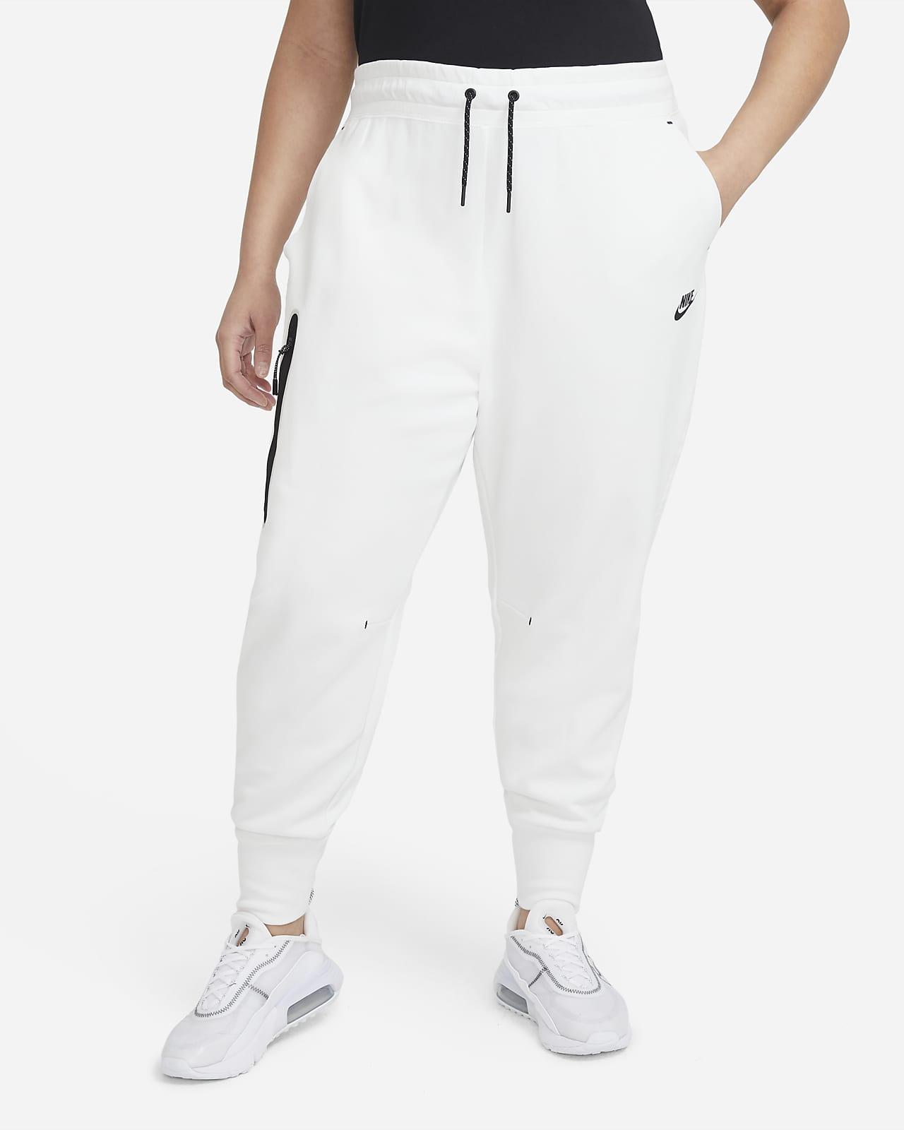 Pantalones para mujer talla grande Nike Sportswear Tech Fleece