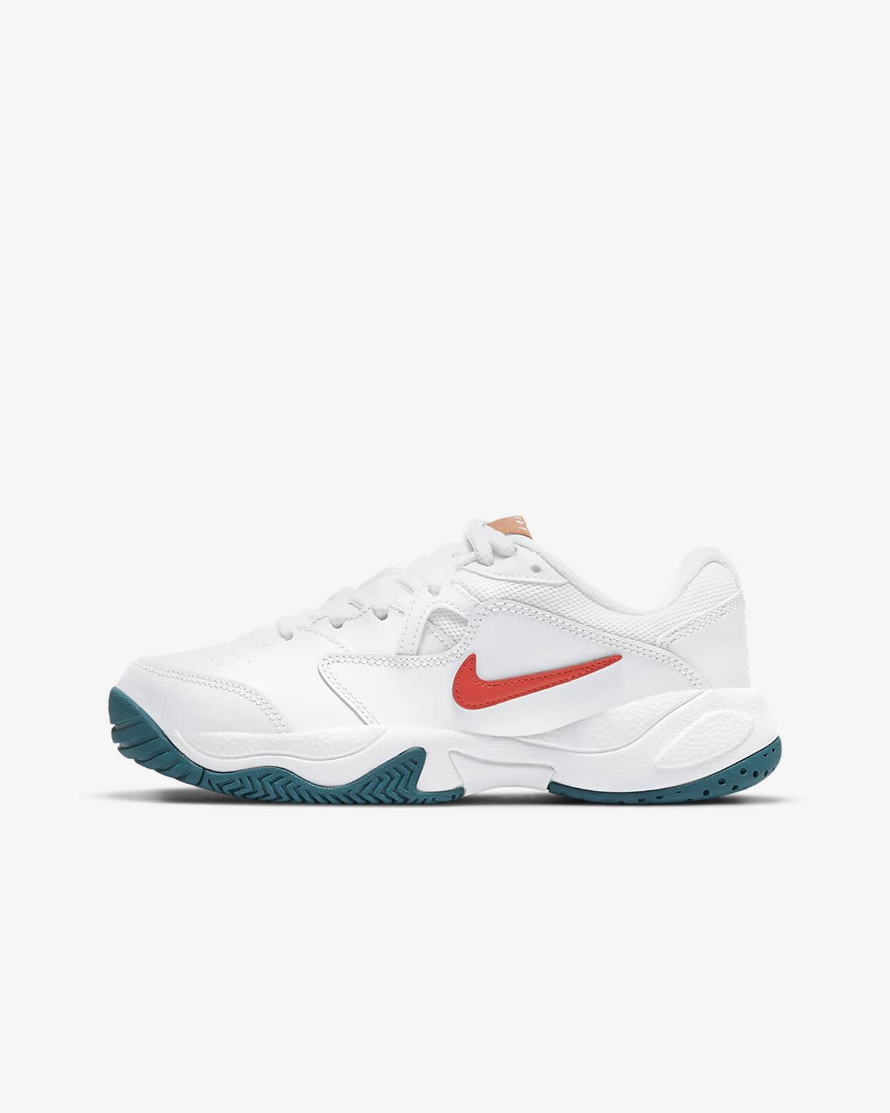 Sapatilhas de ténis NikeCourt Jr. Lite 2 Júnior