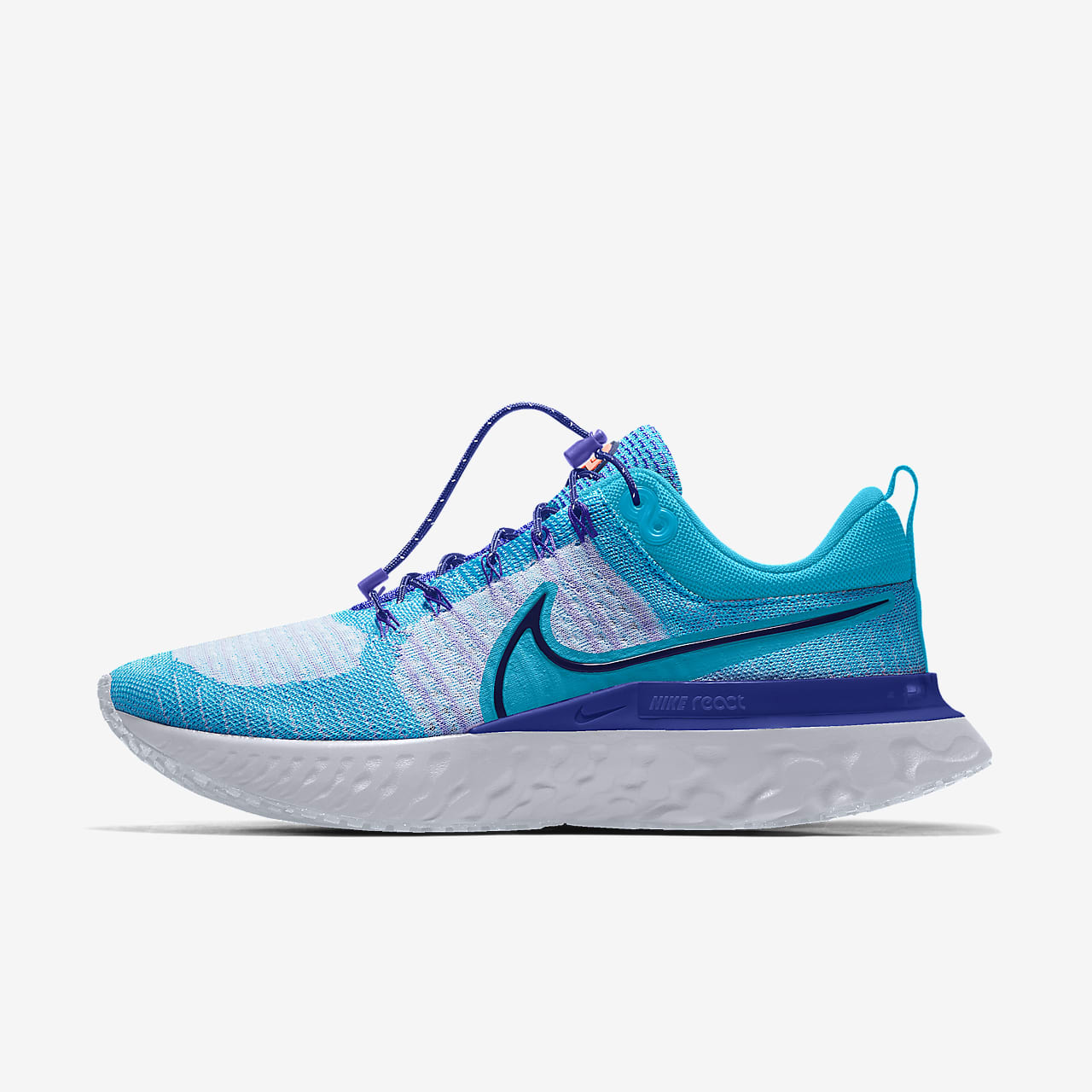 Chaussure de running personnalisable Nike React Infinity Run Flyknit 2 By You