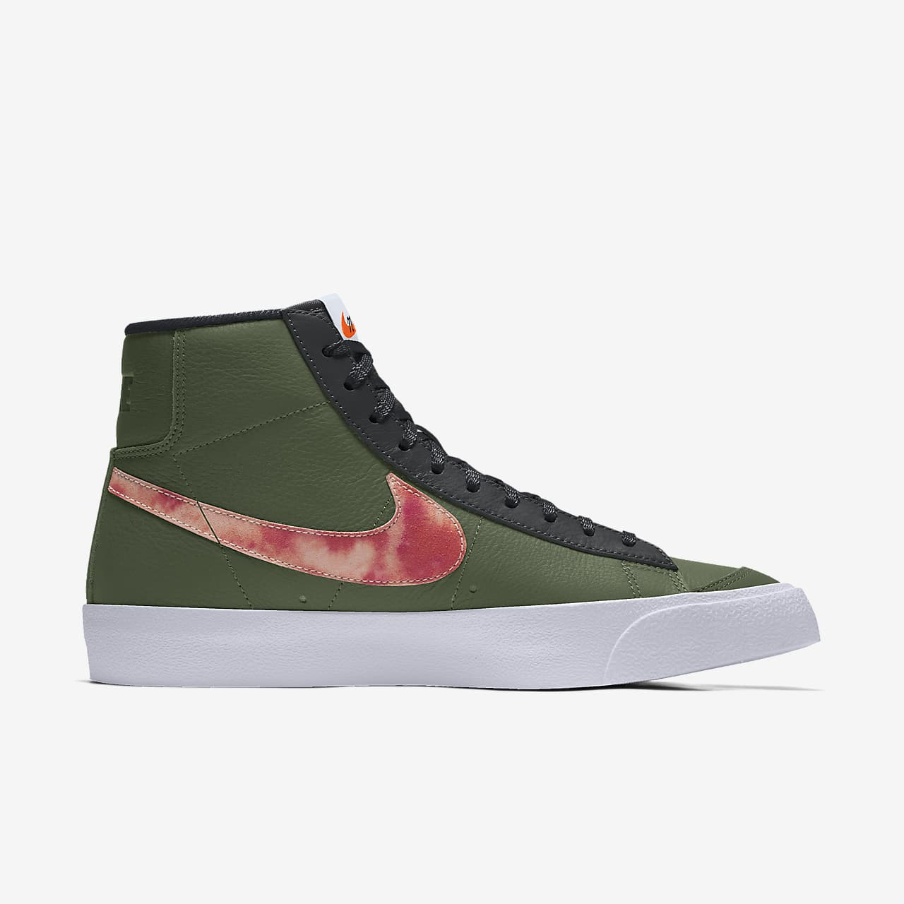 Chaussure personnalisable Nike Blazer Mid '77 By You