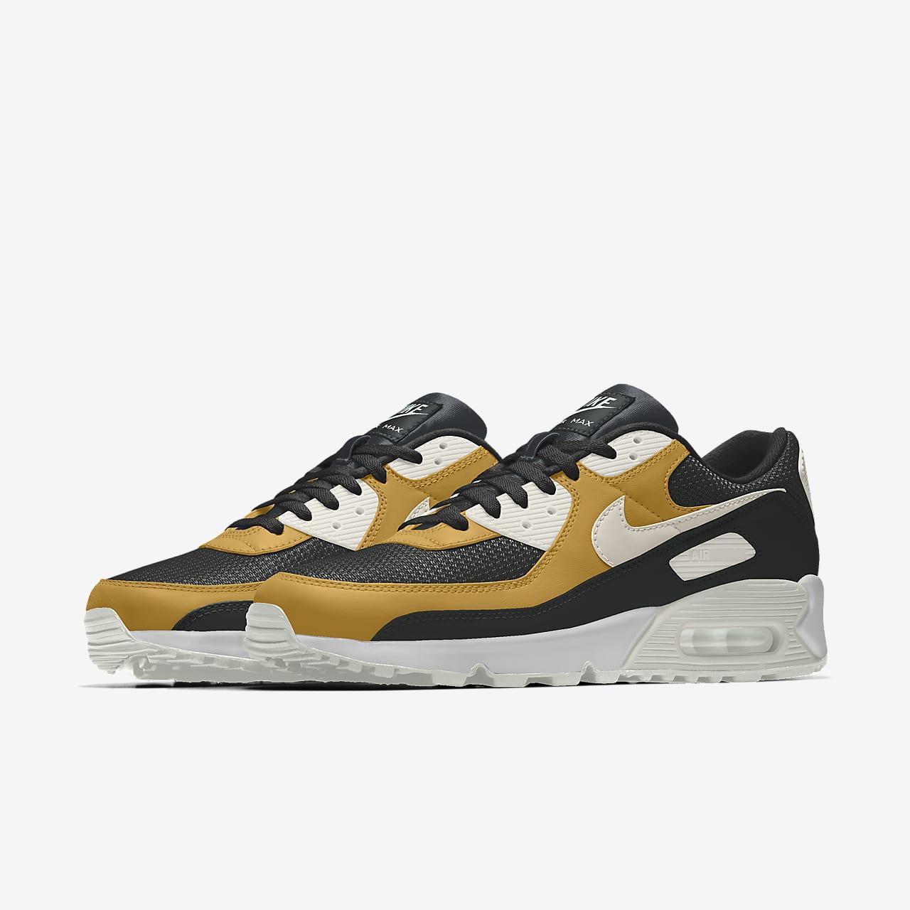 Nike Air Max 90 By You Custom Women's Shoe. Nike LU
