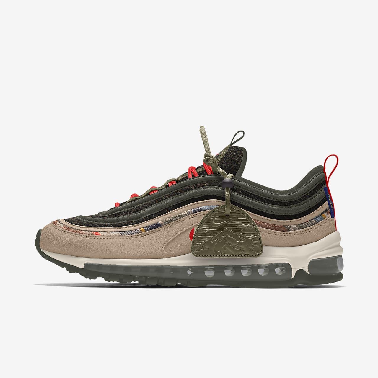 Nike Air Max 97 Pendleton By You Custom