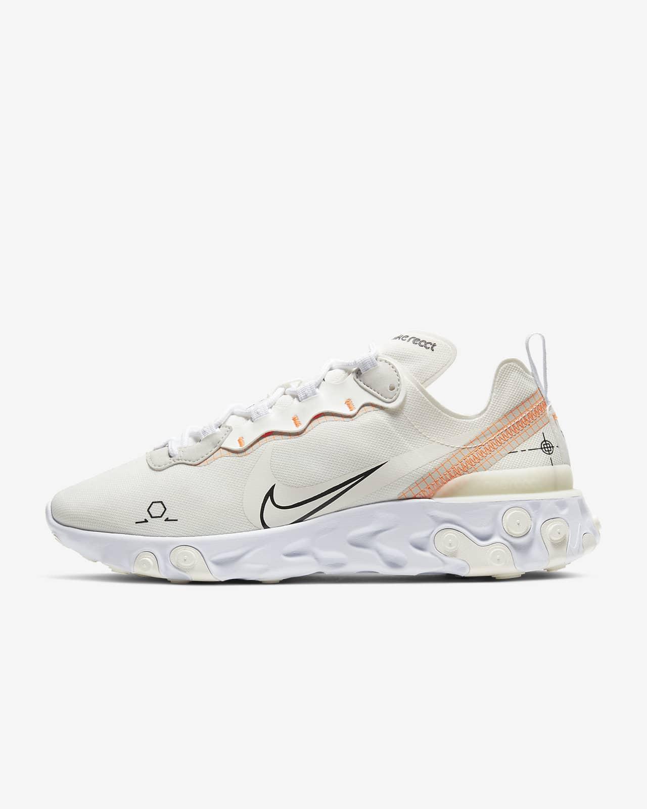 Nike React Element 55 herresko. Nike NO