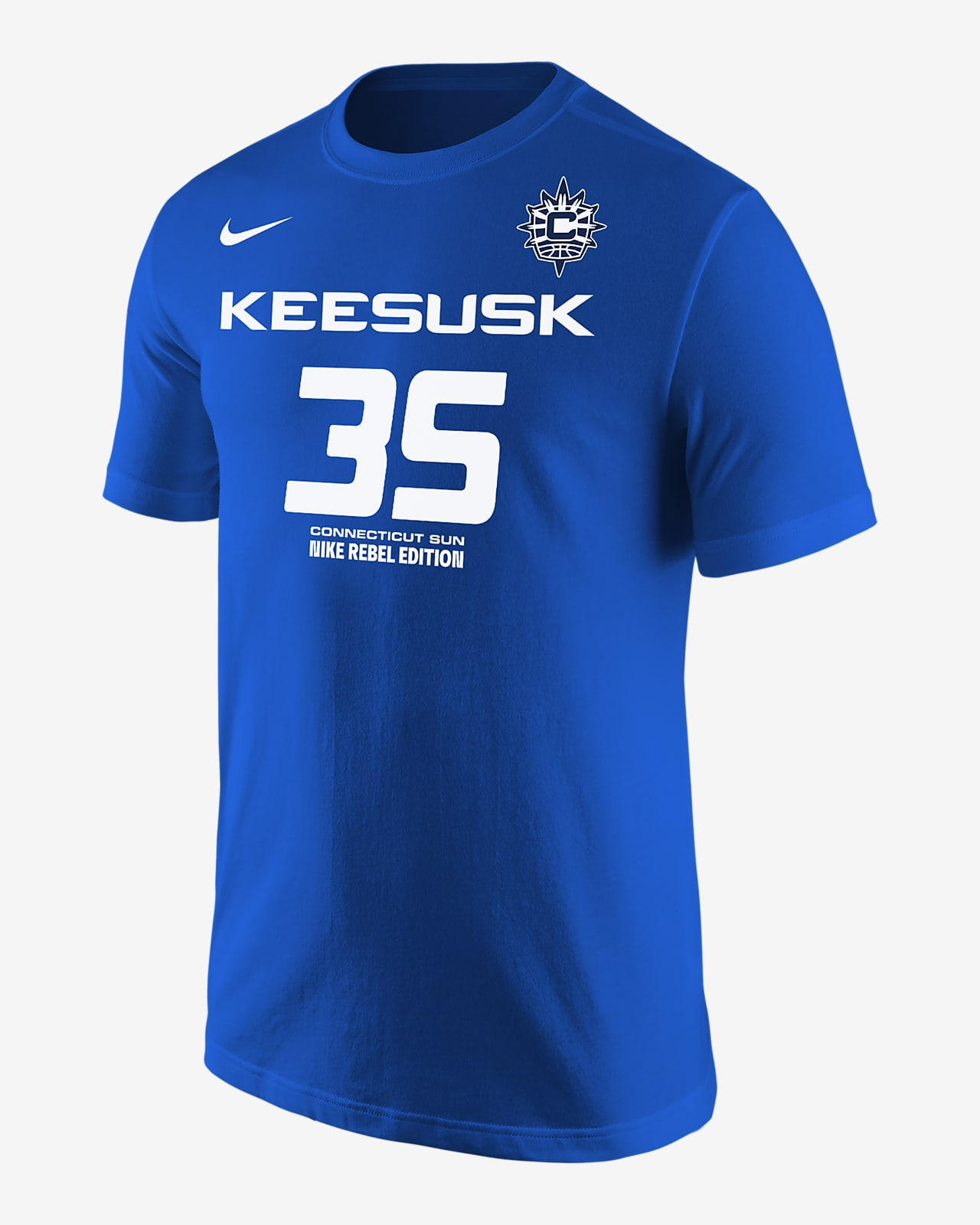 Jonquel Jones Sun Rebel Edition Nike WNBA T-Shirt