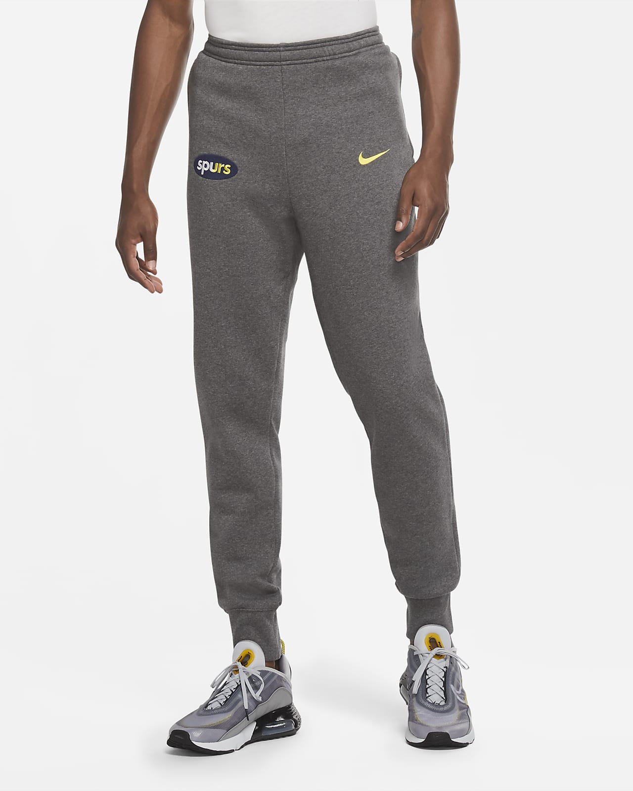 Tottenham Hotspur Men's Fleece Soccer Pants