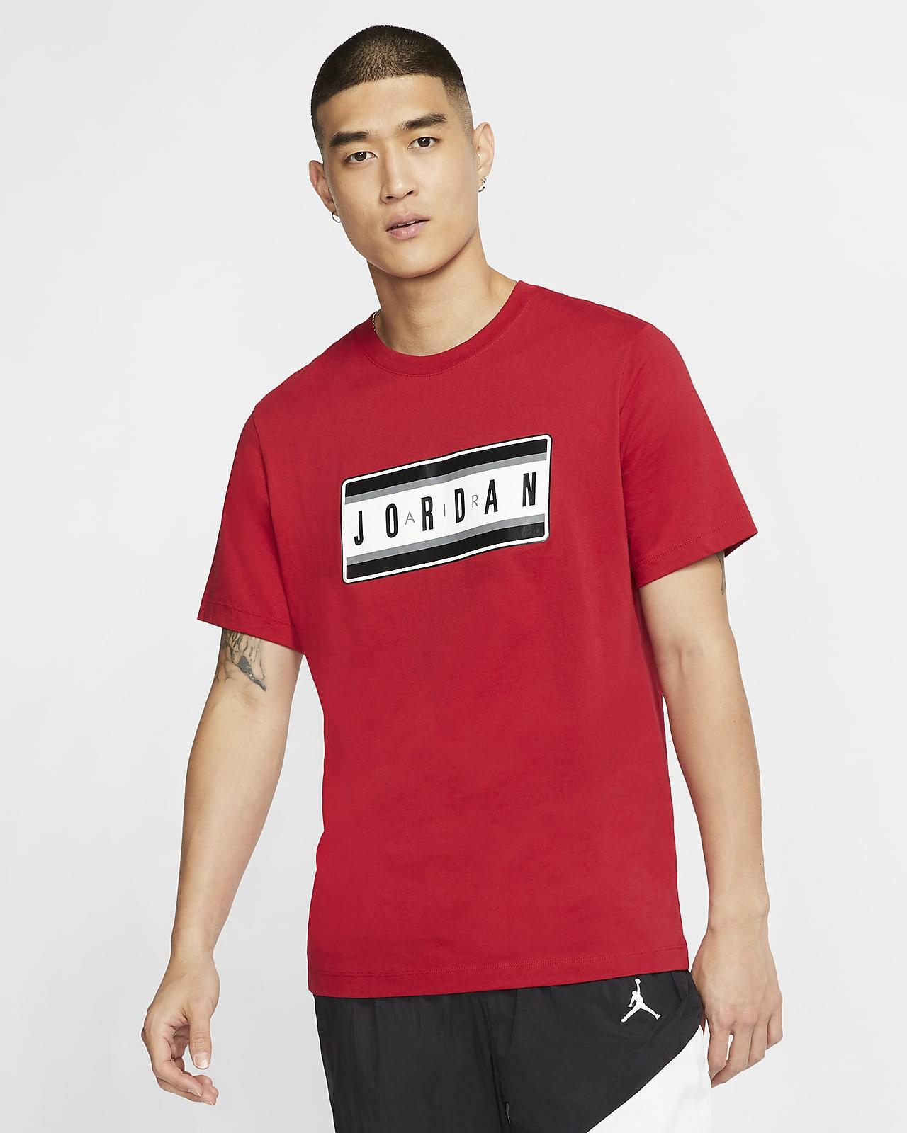 Jordan Jumpman Sticker Men's T-Shirt