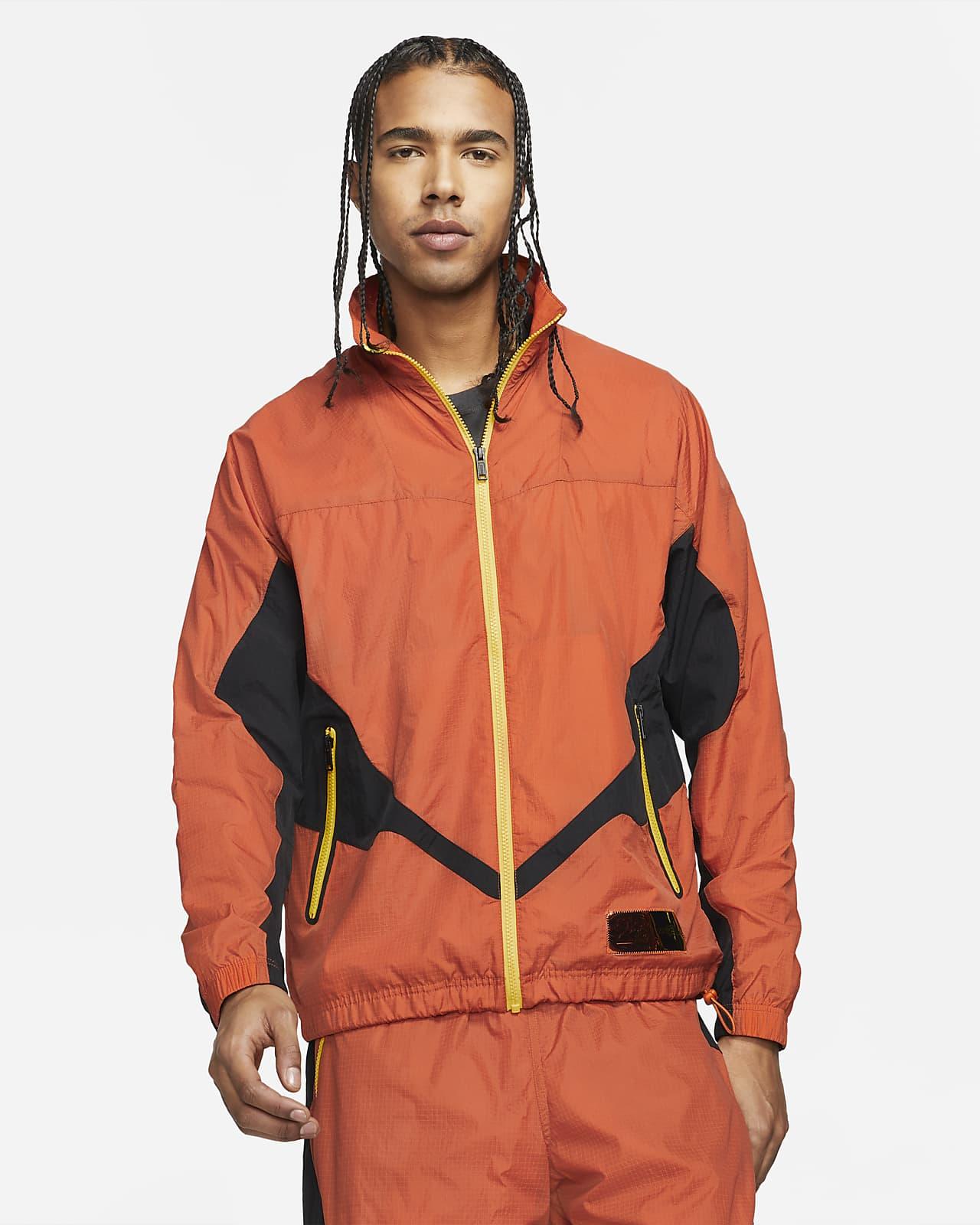 เสื้อแจ็คเก็ตวอร์มผู้ชาย Jordan 23 Engineered