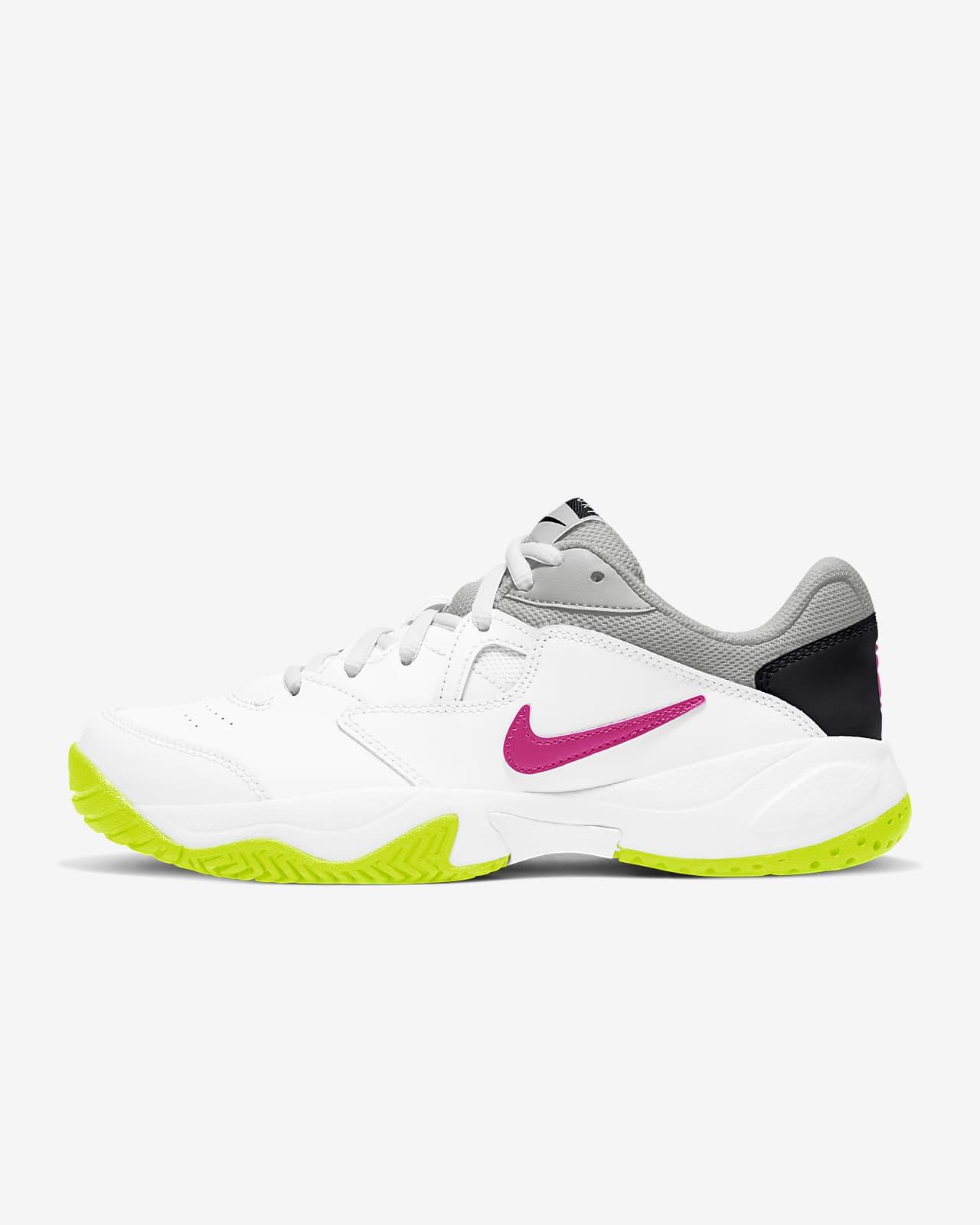 Nike Court Lite 2 女子硬地球场网球鞋-耐