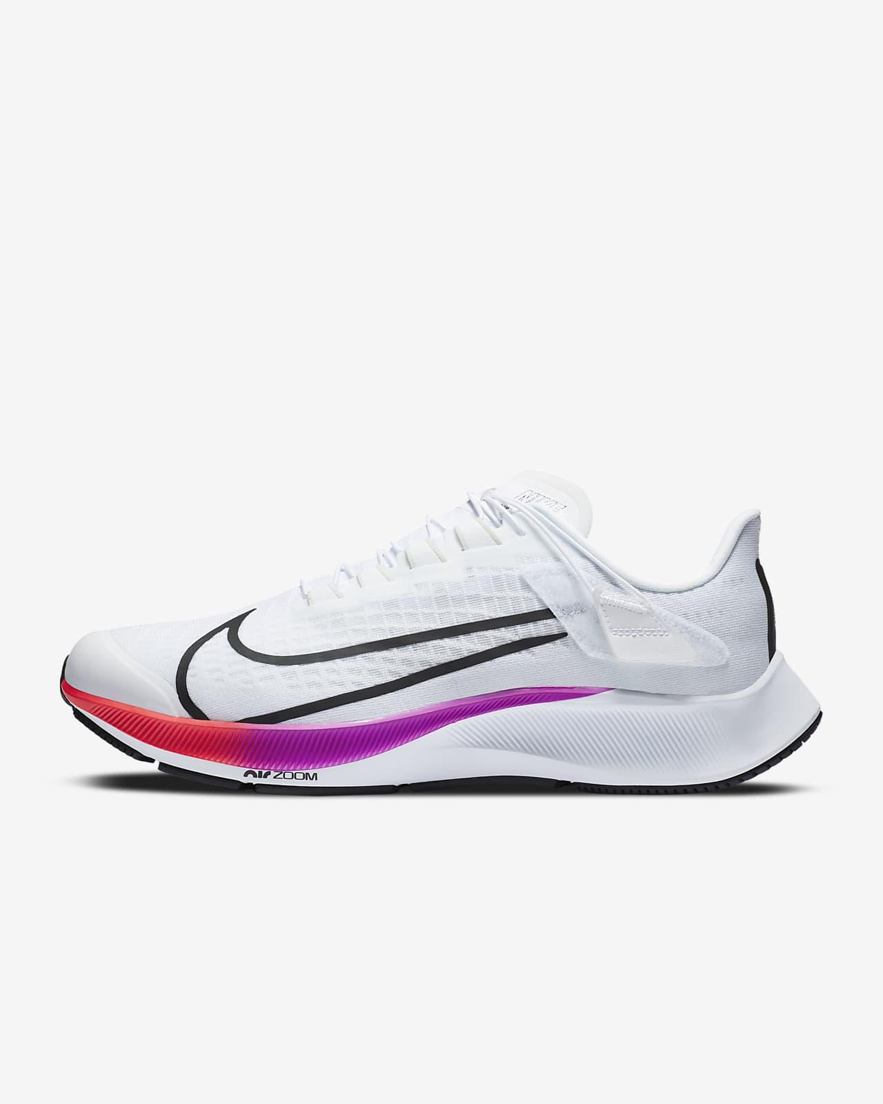 Calzado de running para hombre Nike Air Zoom Pegasus 37 FlyEase (extra  ancho)