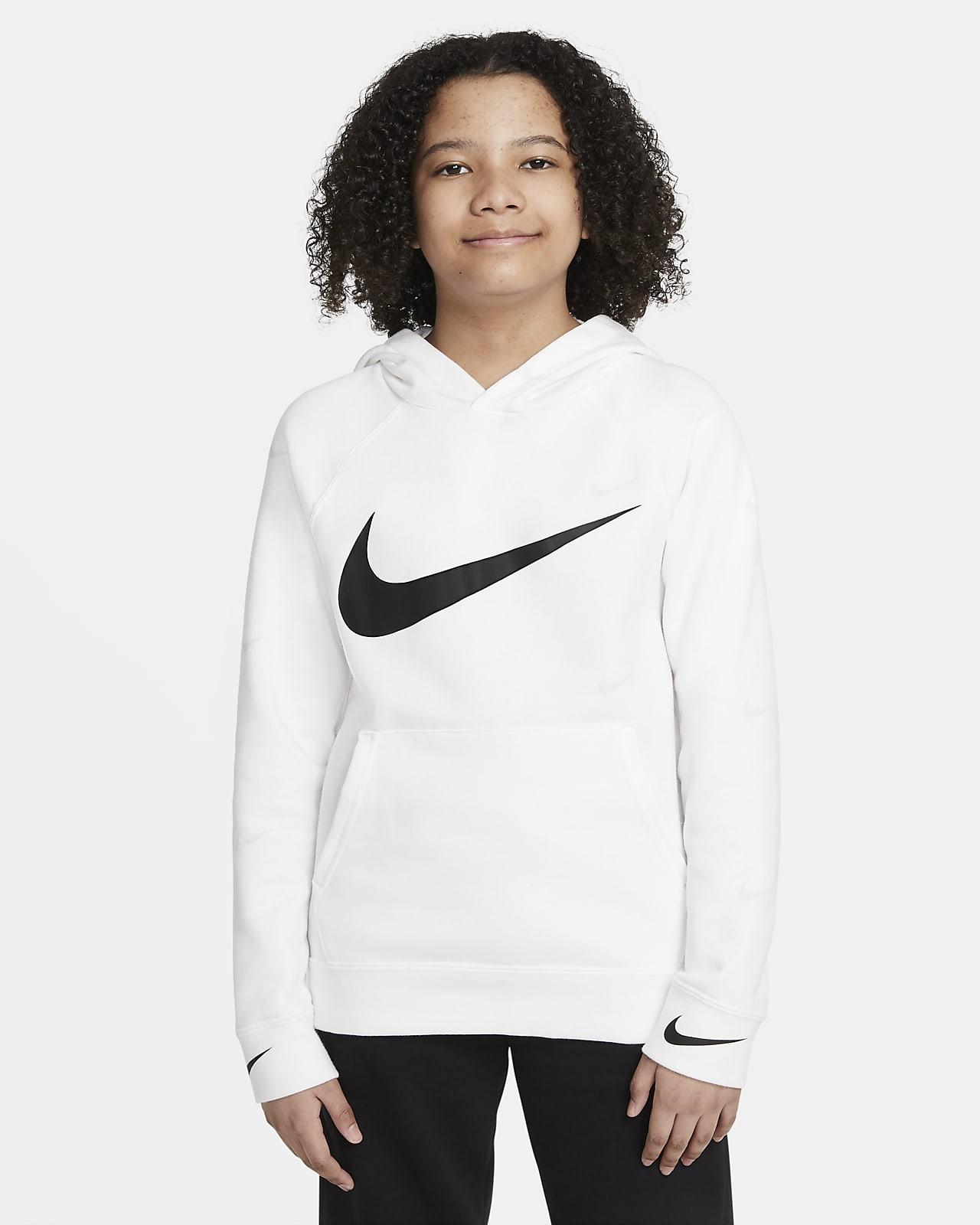 Худи для мальчиков школьного возраста Nike Sportswear Swoosh