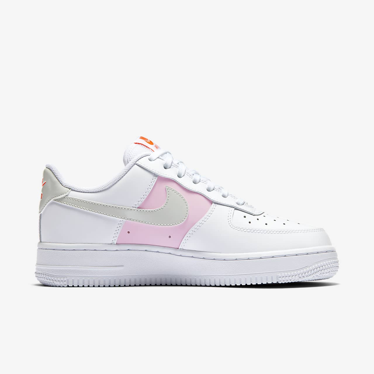 Nike Air Force 1 wmns white pink foam CZ0369 100 Color White