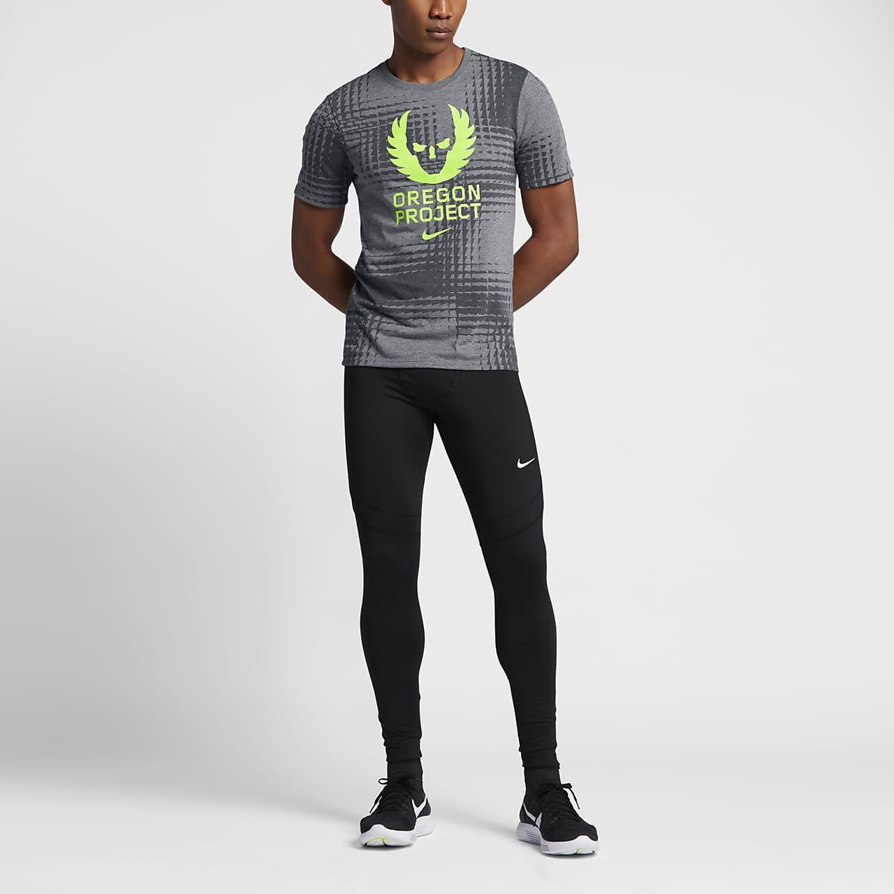 Rubicundo logo Continuar  Nike Dry 'Oregon Project' Men's Running T-Shirt. Nike NZ