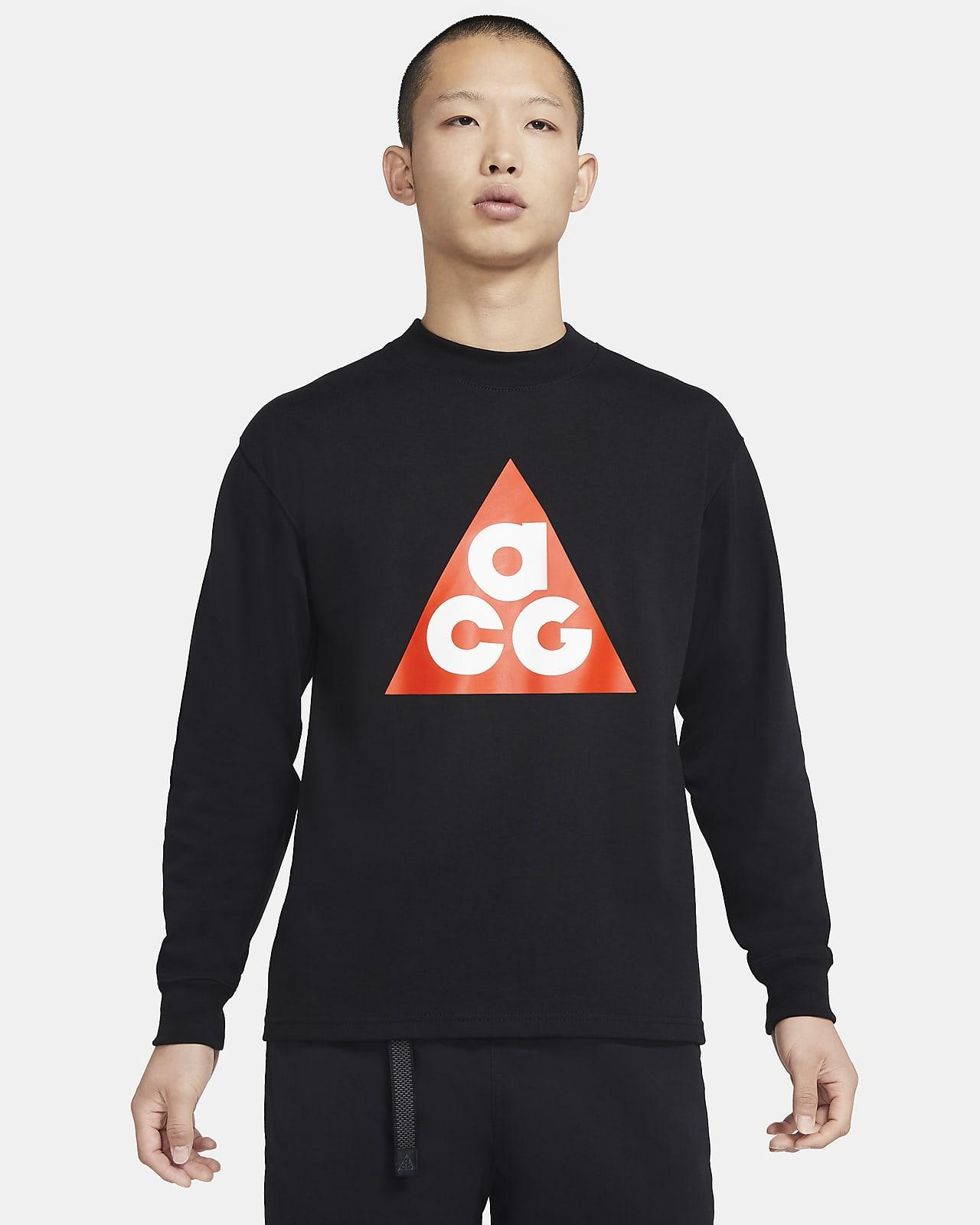 เสื้อยืดแขนยาวผู้ชาย Nike ACG
