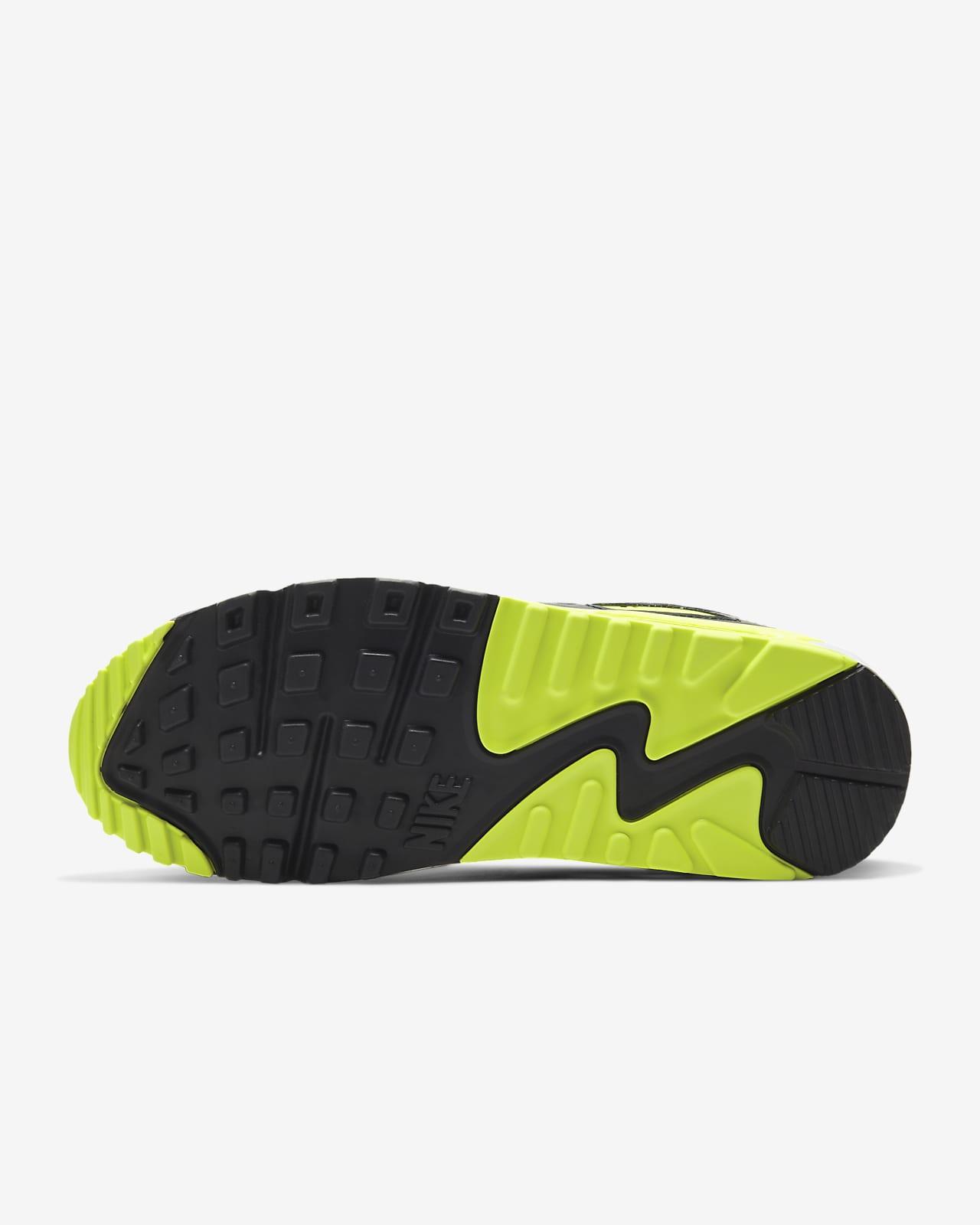 nike air max 90 87 womens shoes green white new
