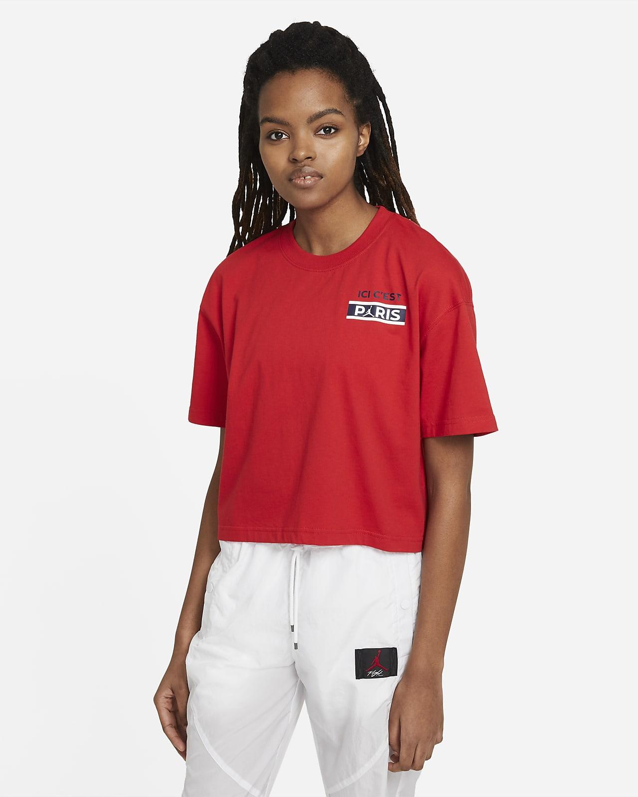 巴黎圣日耳曼女子短袖T恤