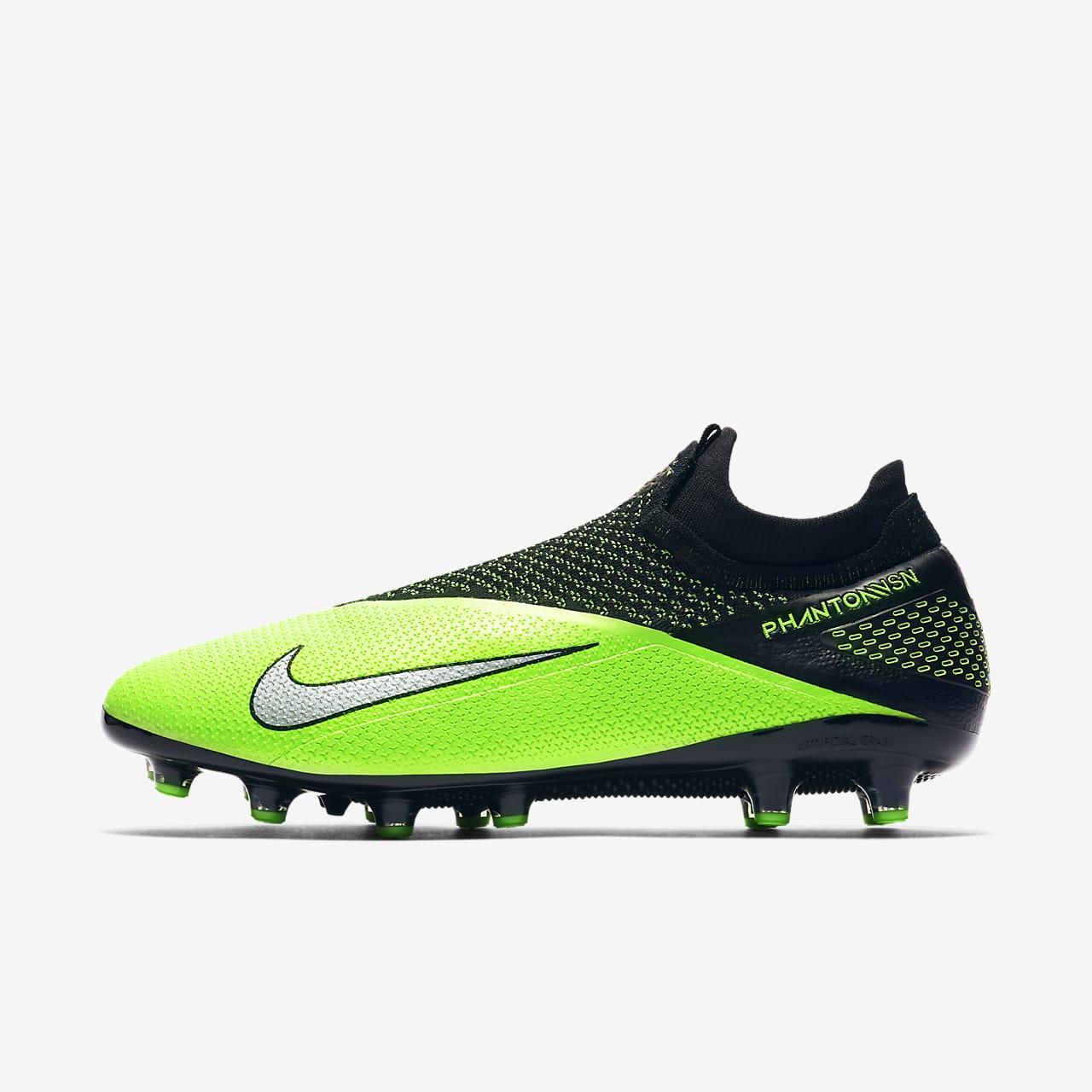 Chaussure de football à crampons pour terrain synthétique Nike Phantom Vision 2 Elite Dynamic Fit AG PRO