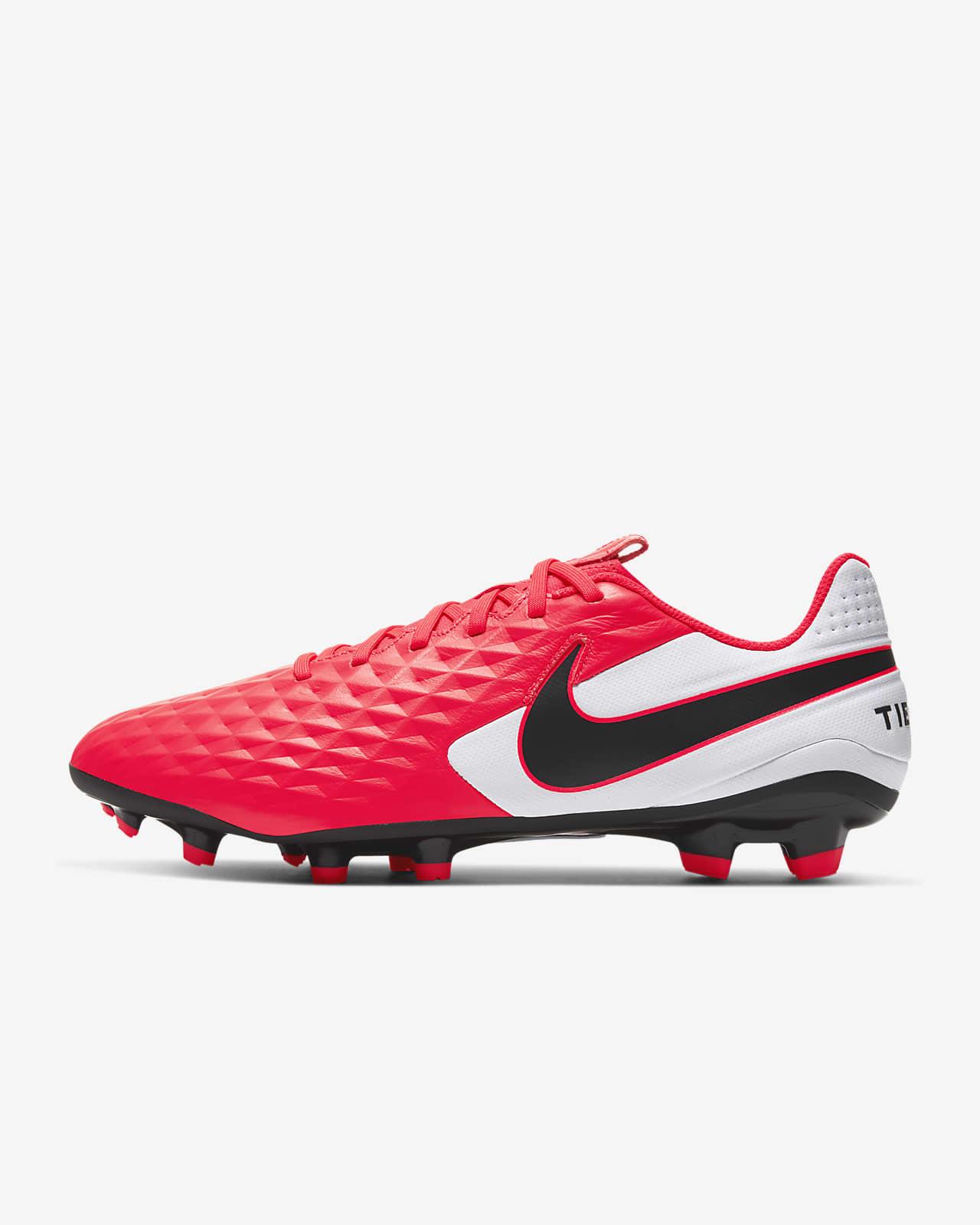 รองเท้าสตั๊ดฟุตบอลสำหรับพื้นหลายประเภท Nike Tiempo Legend 8 Academy MG