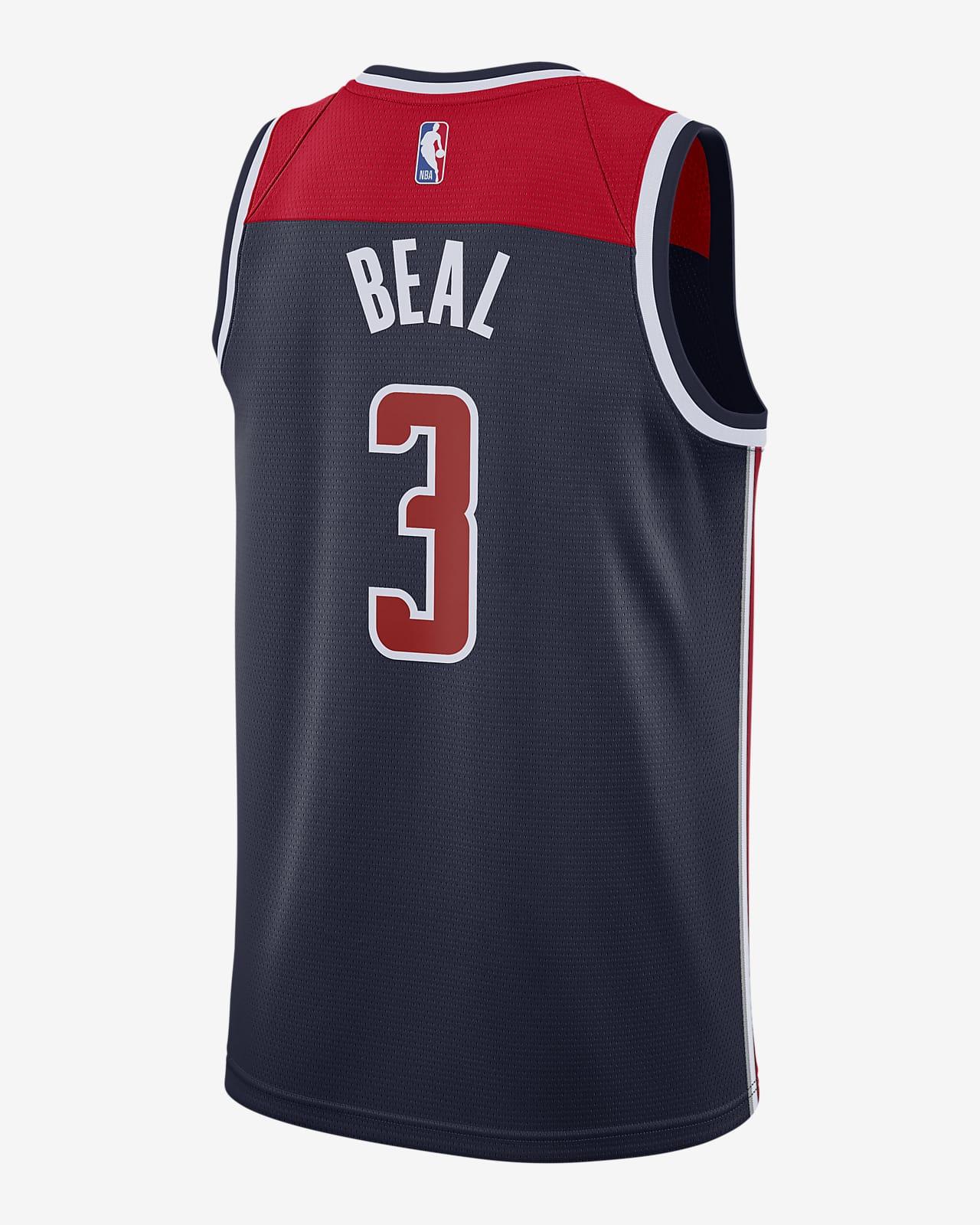 Bradley Beal Wizards Statement Edition 2020 Jordan NBA Swingman Jersey