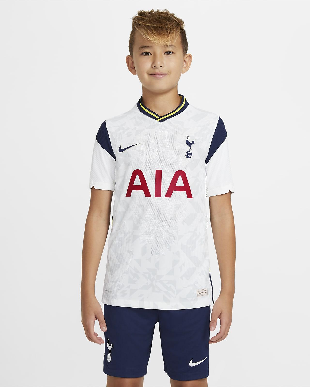 Maillot de football Tottenham Hotspur 2020/21 Vapor Match Domicile pour Enfant plus âgé