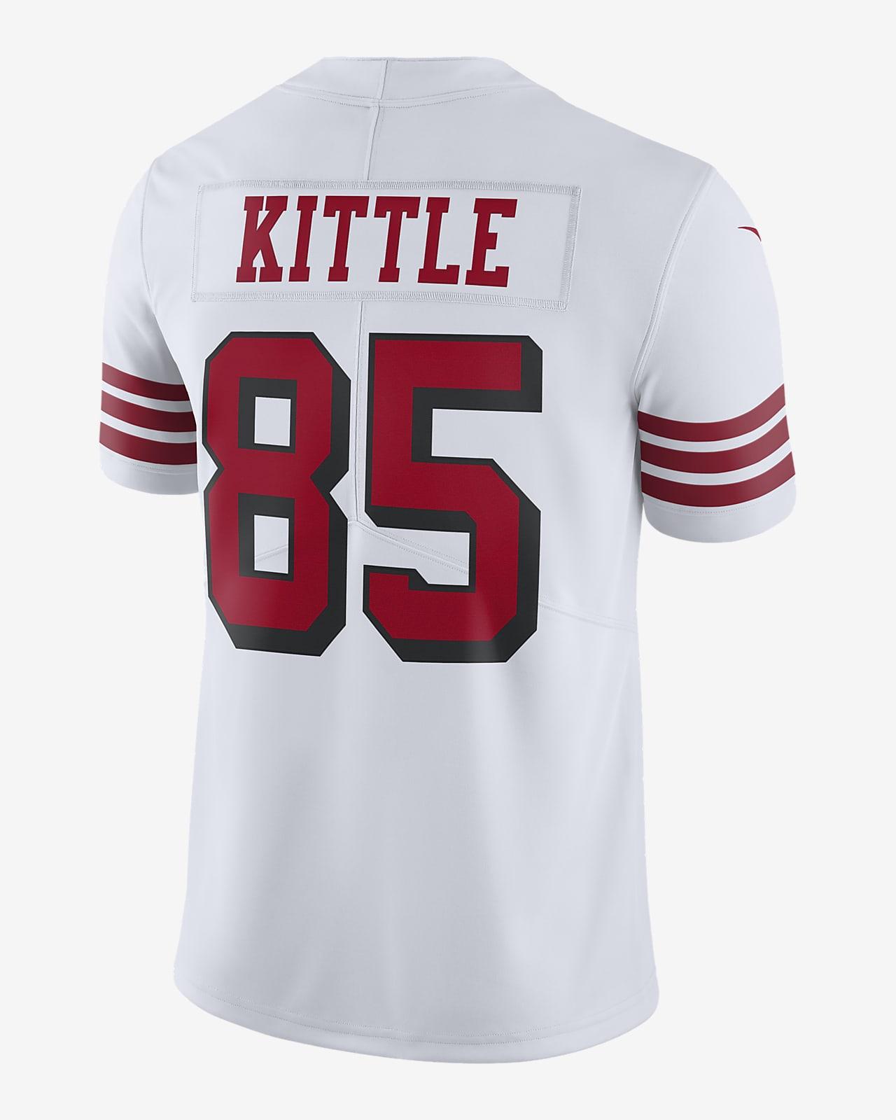 NFL San Francisco 49ers Vapor Untouchable (George Kittle) Men's Limited Football Jersey